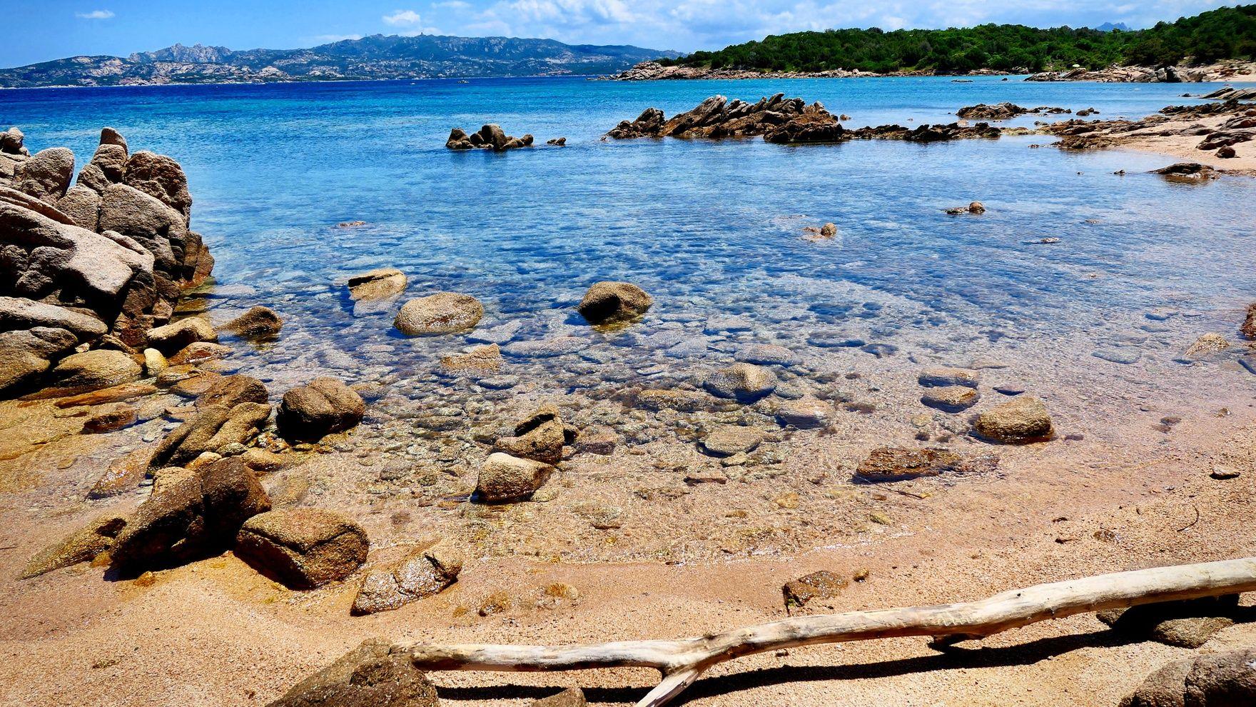 A cruise around Sardinia and Corsica