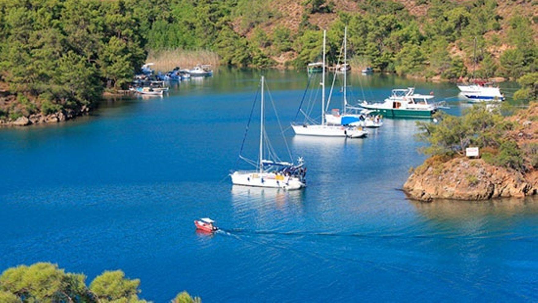 A cruise: Turkey - Greek Islands