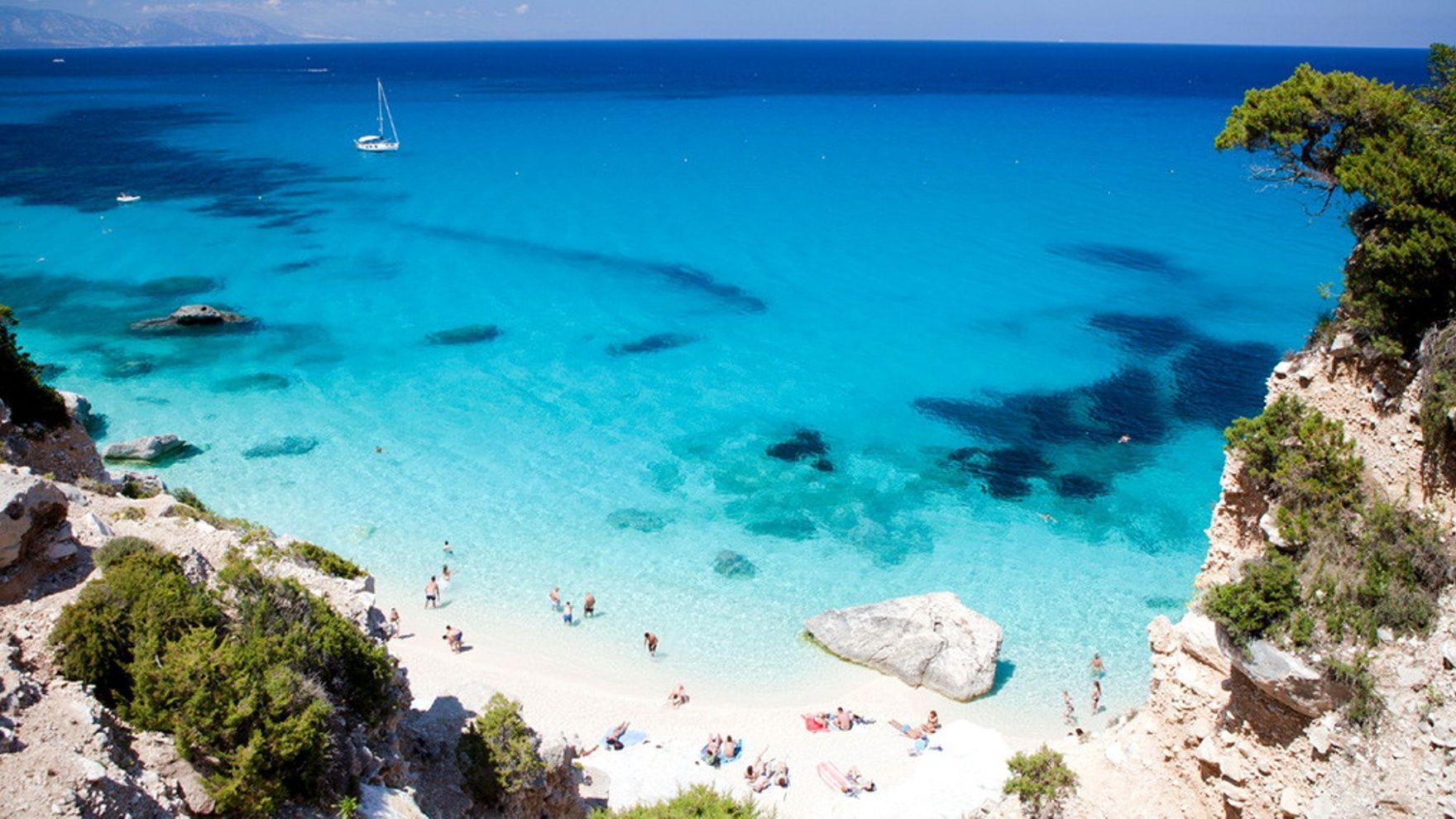 Круизы по Сардинии