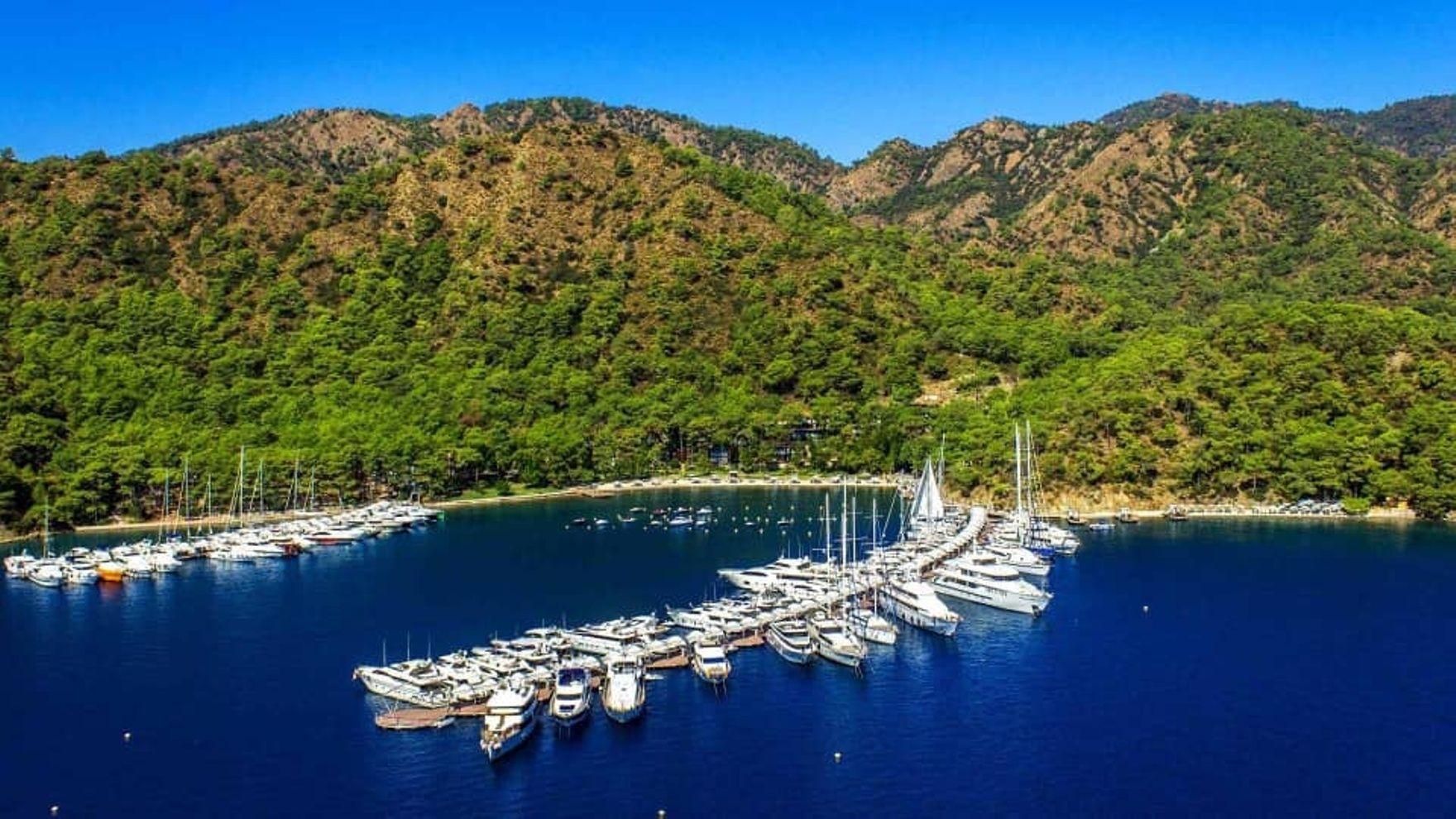 Coastal Skipper Practical course in Turkey