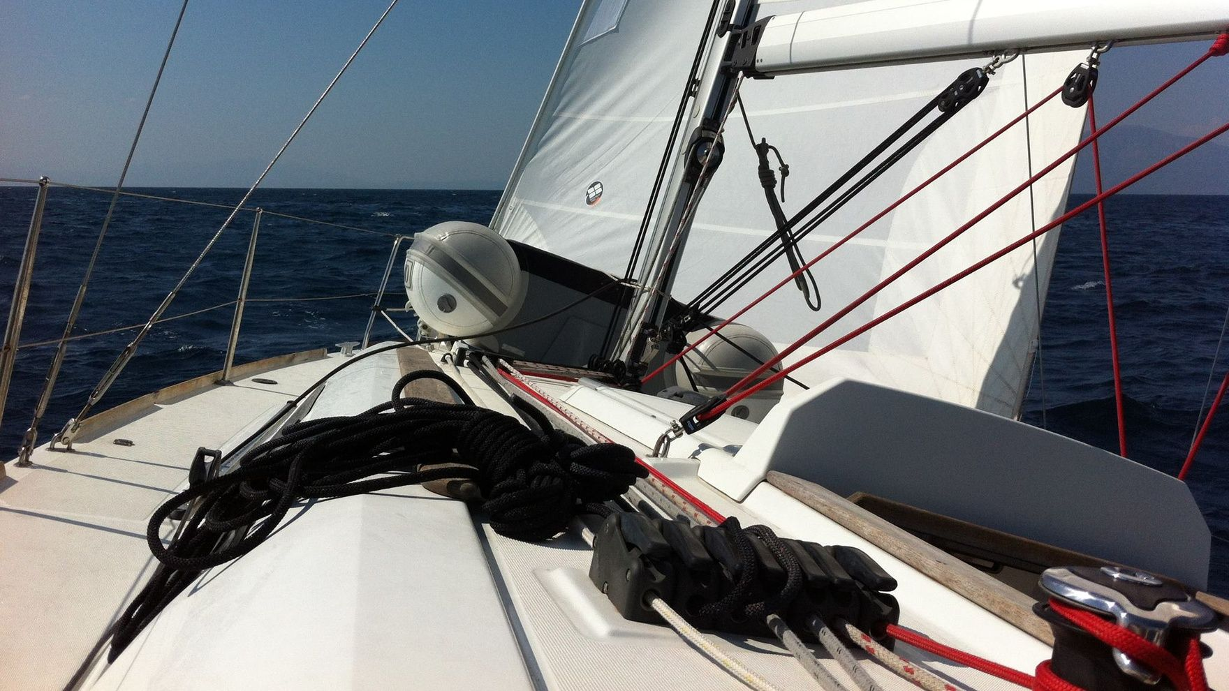 Competent Crew course in Turkey