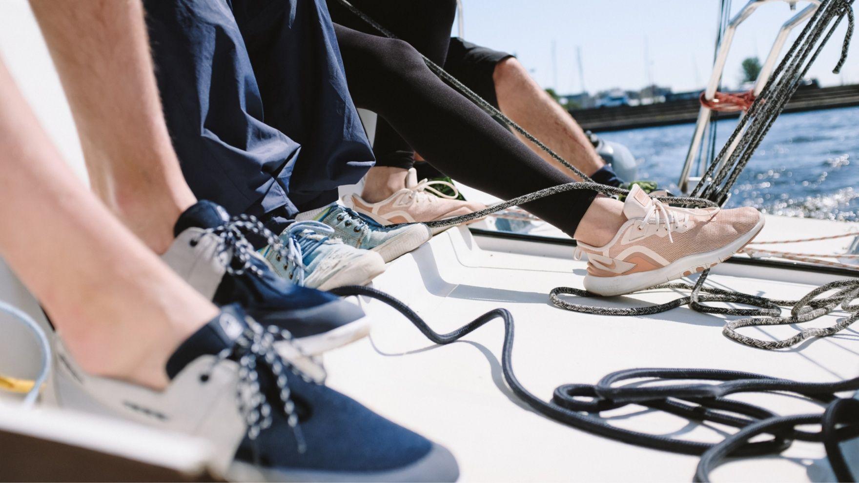 Курс «Основы яхтинга»