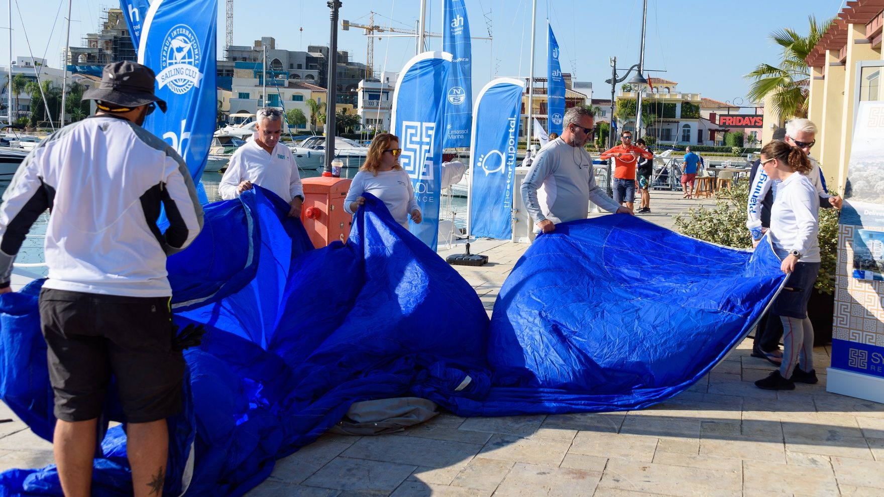 Two-days Sail Racing Course in Cyprus