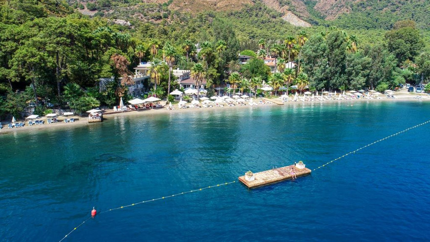 Day sailing in Marmaris