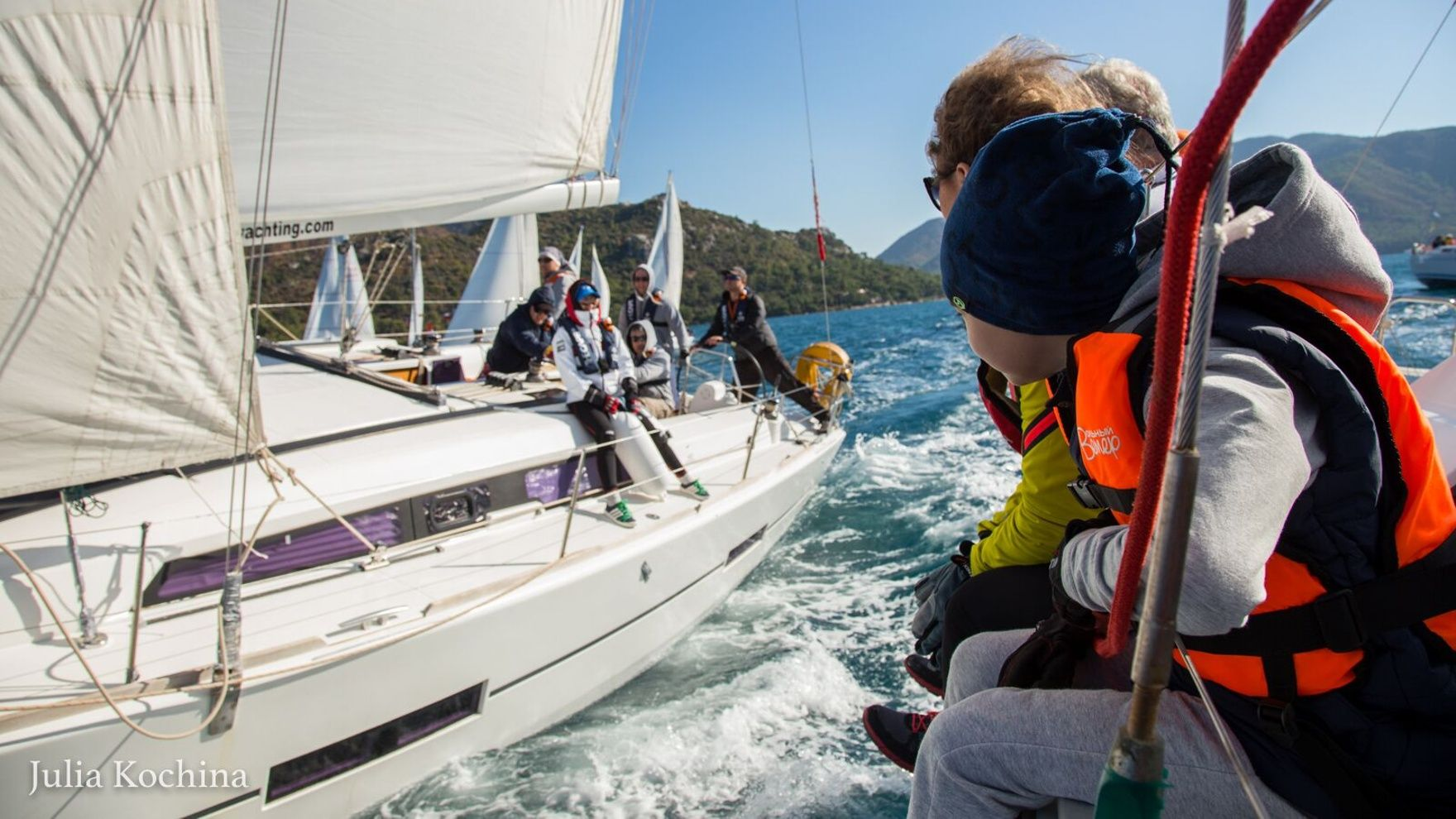 Регата MIRW — Marmaris International Race Week 2020