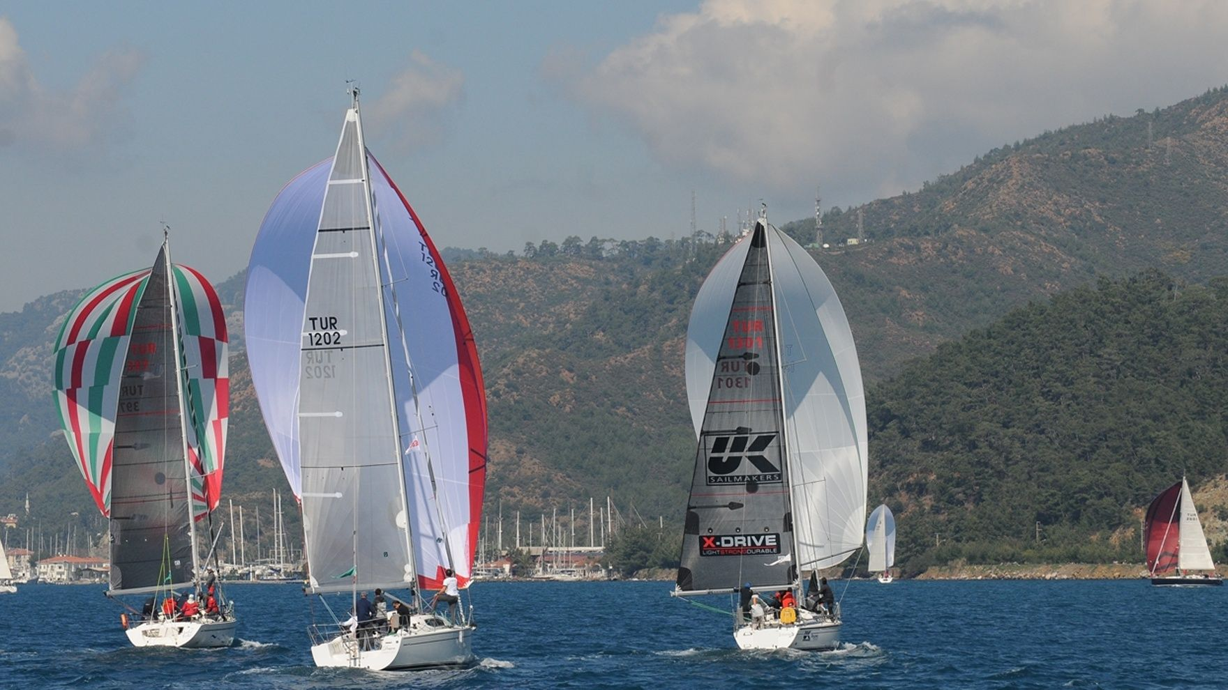 Marmaris Winter Trophy 2020, Stage 3