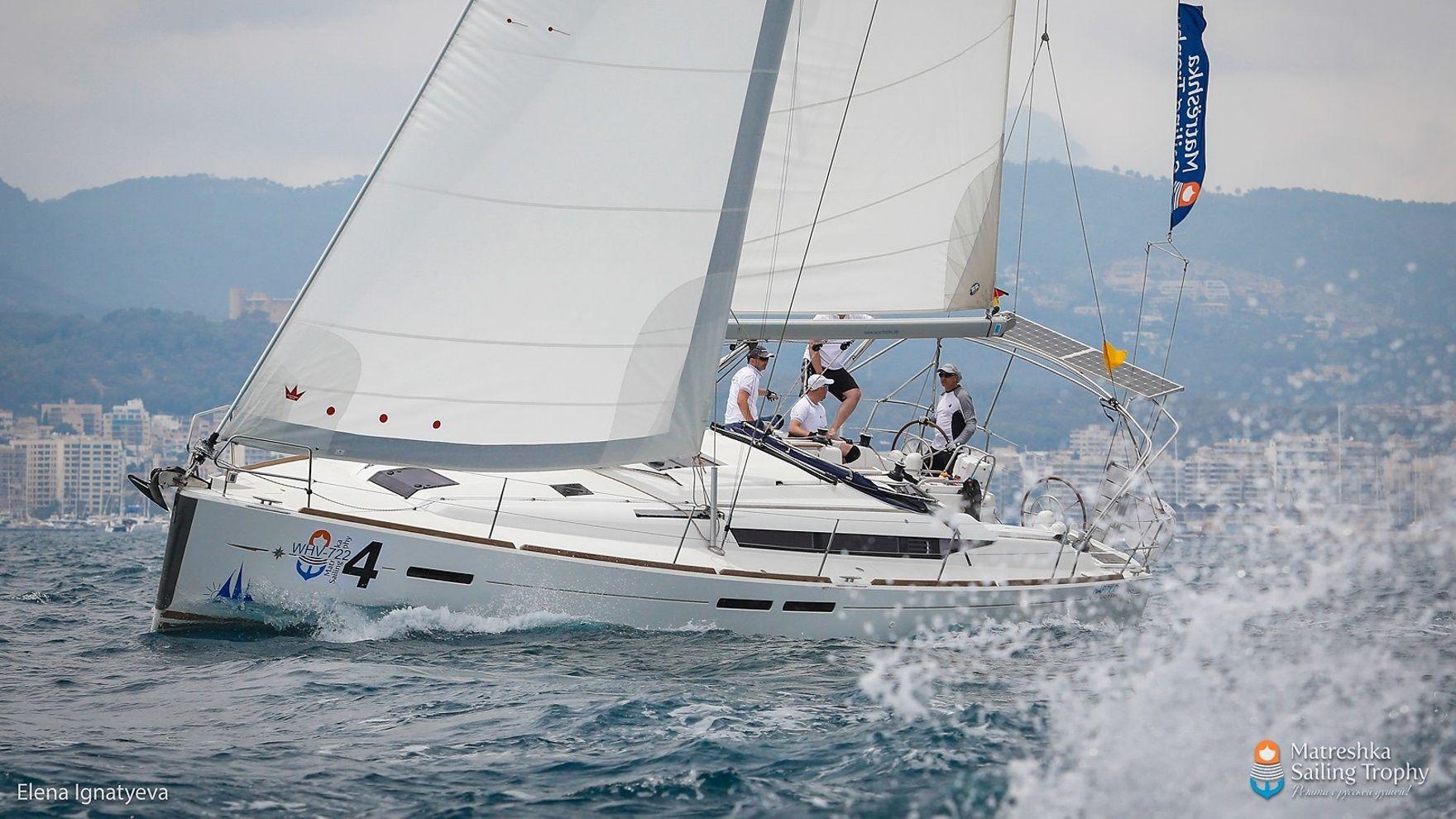 Matrёshka Sailing Trophy 2020