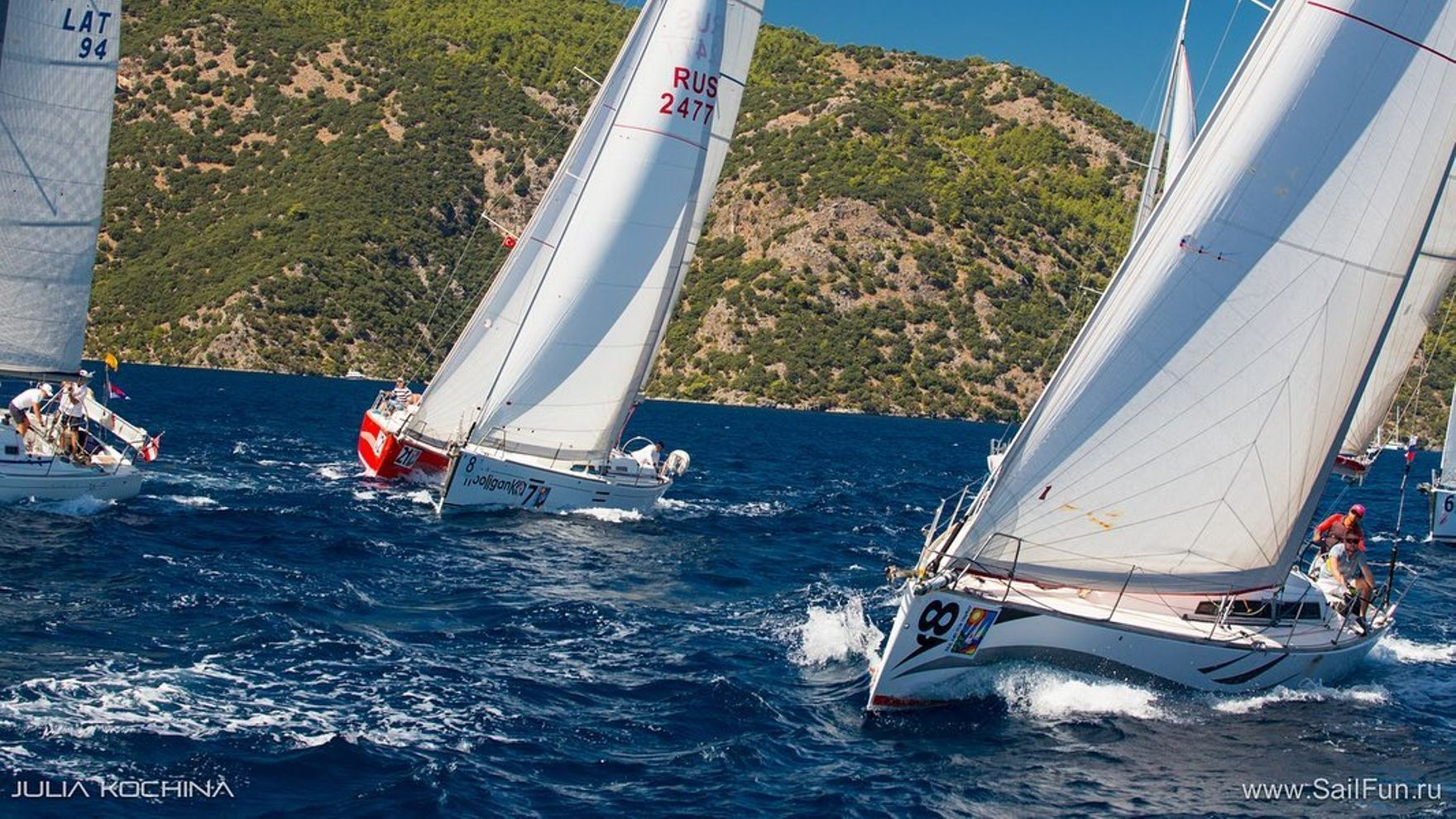 Matrёshka Sailing Trophy 2021