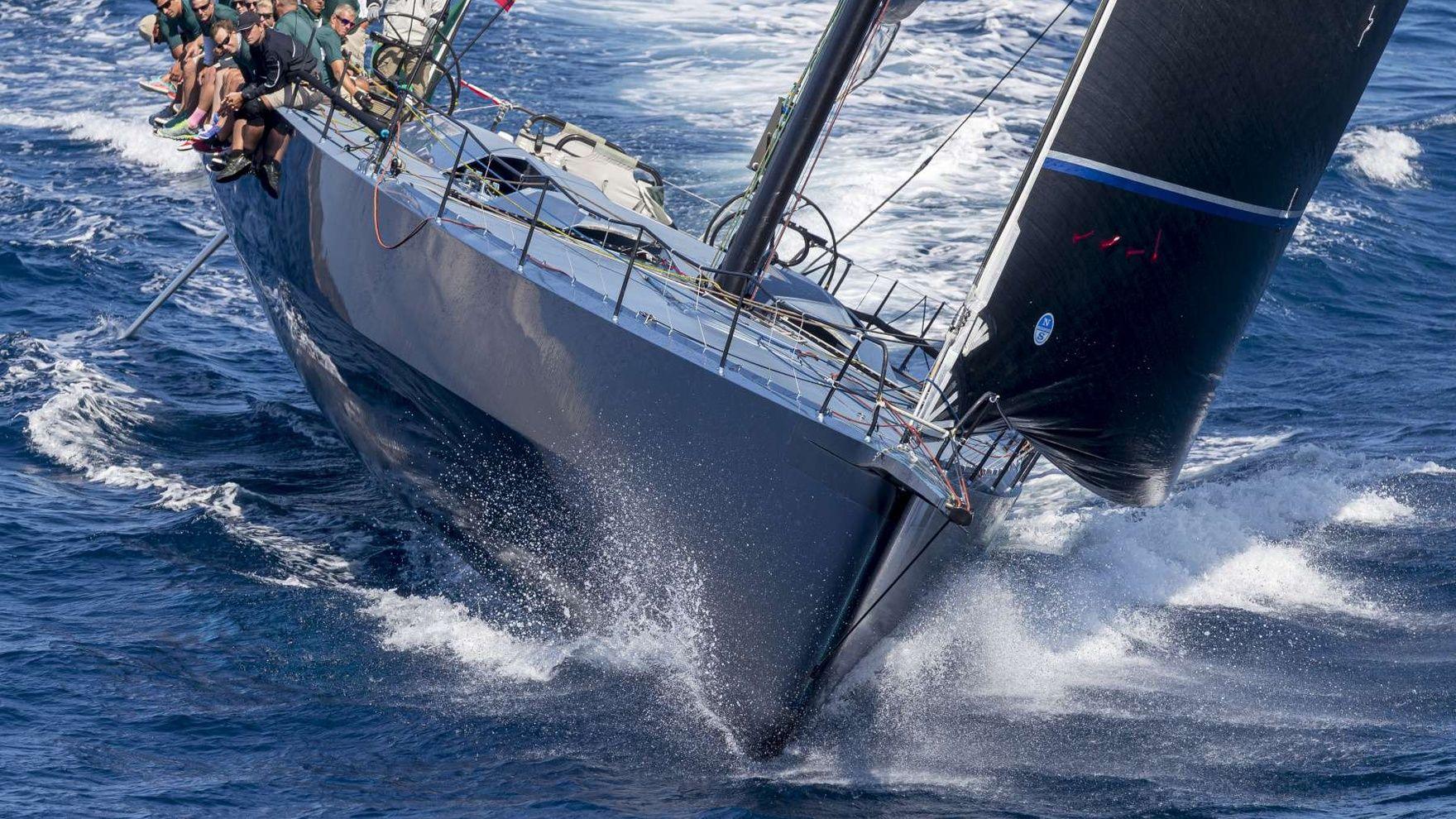 Регата Maxi Yacht Rolex Cup 2021