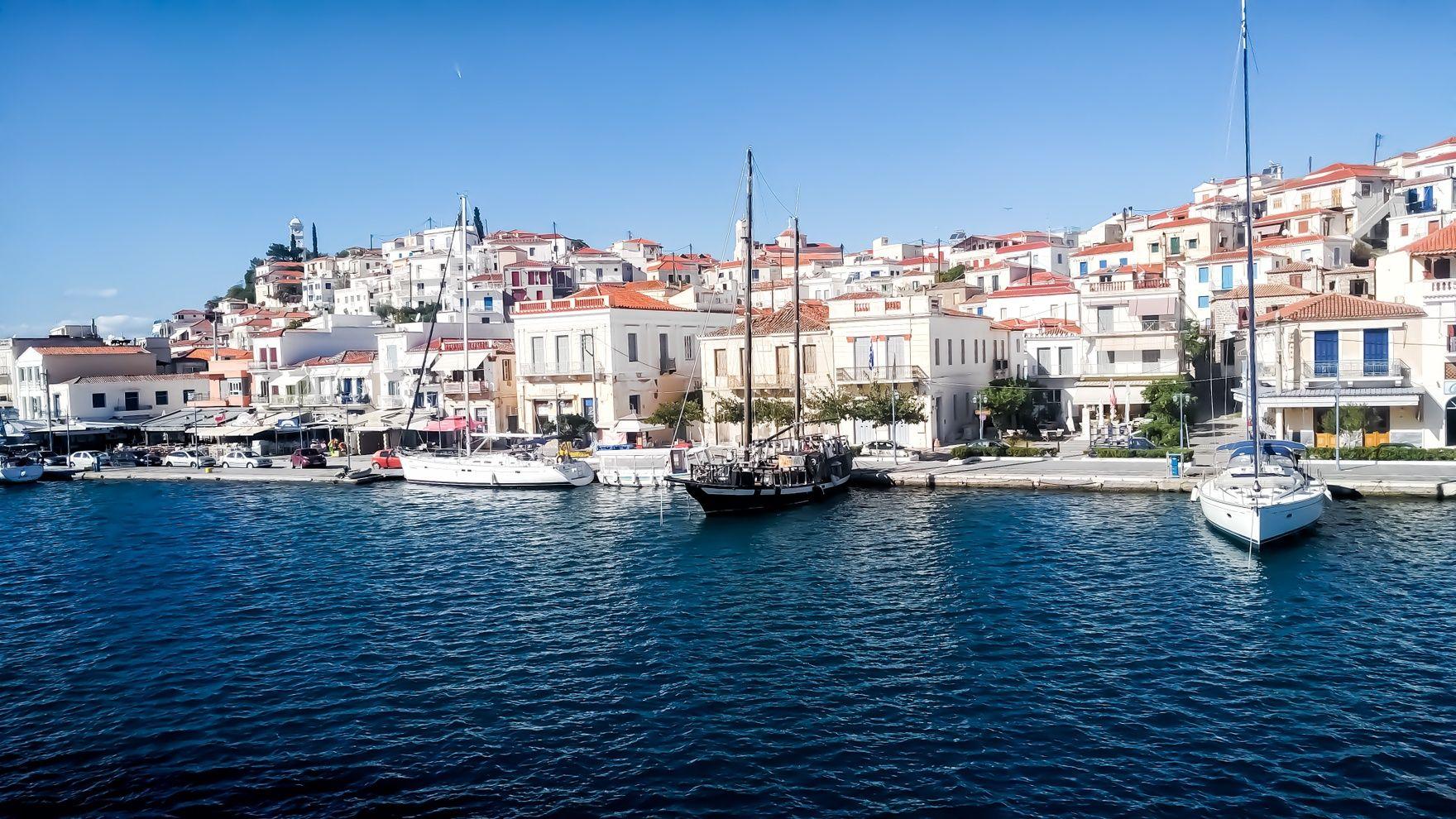 Каникулы в Греции, 2 - 9 мая 2020