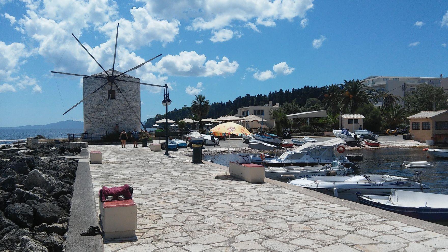 Mile building Corfu - Rodos