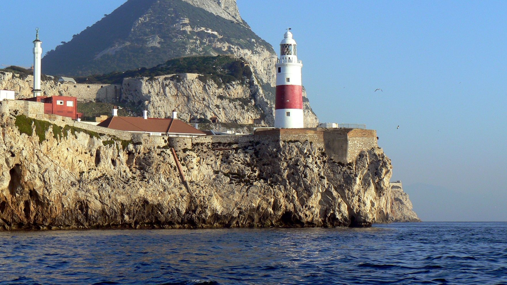 Mile building: Gibraltar to Canaries