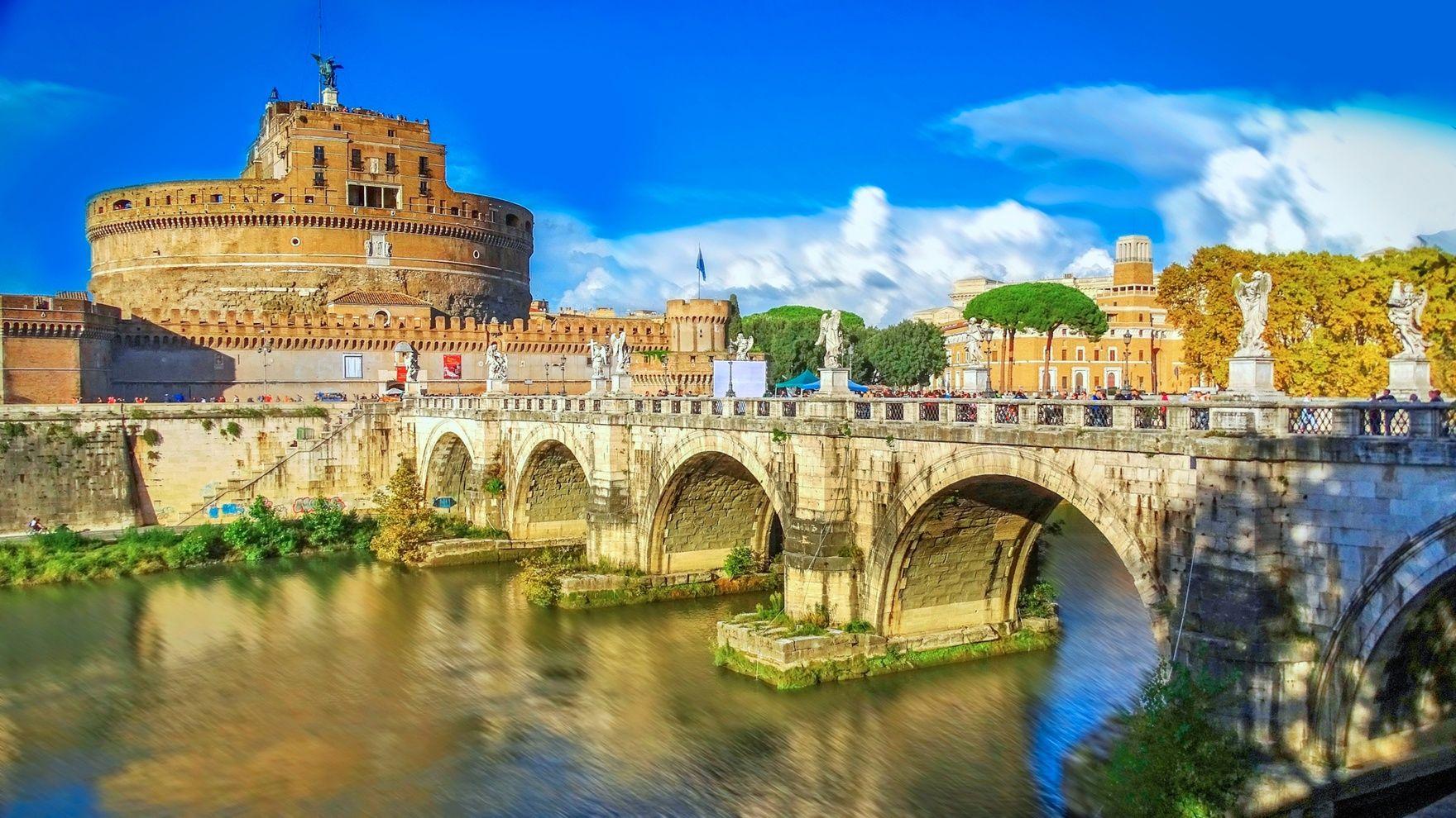 Mile building: Rome - Sanremo