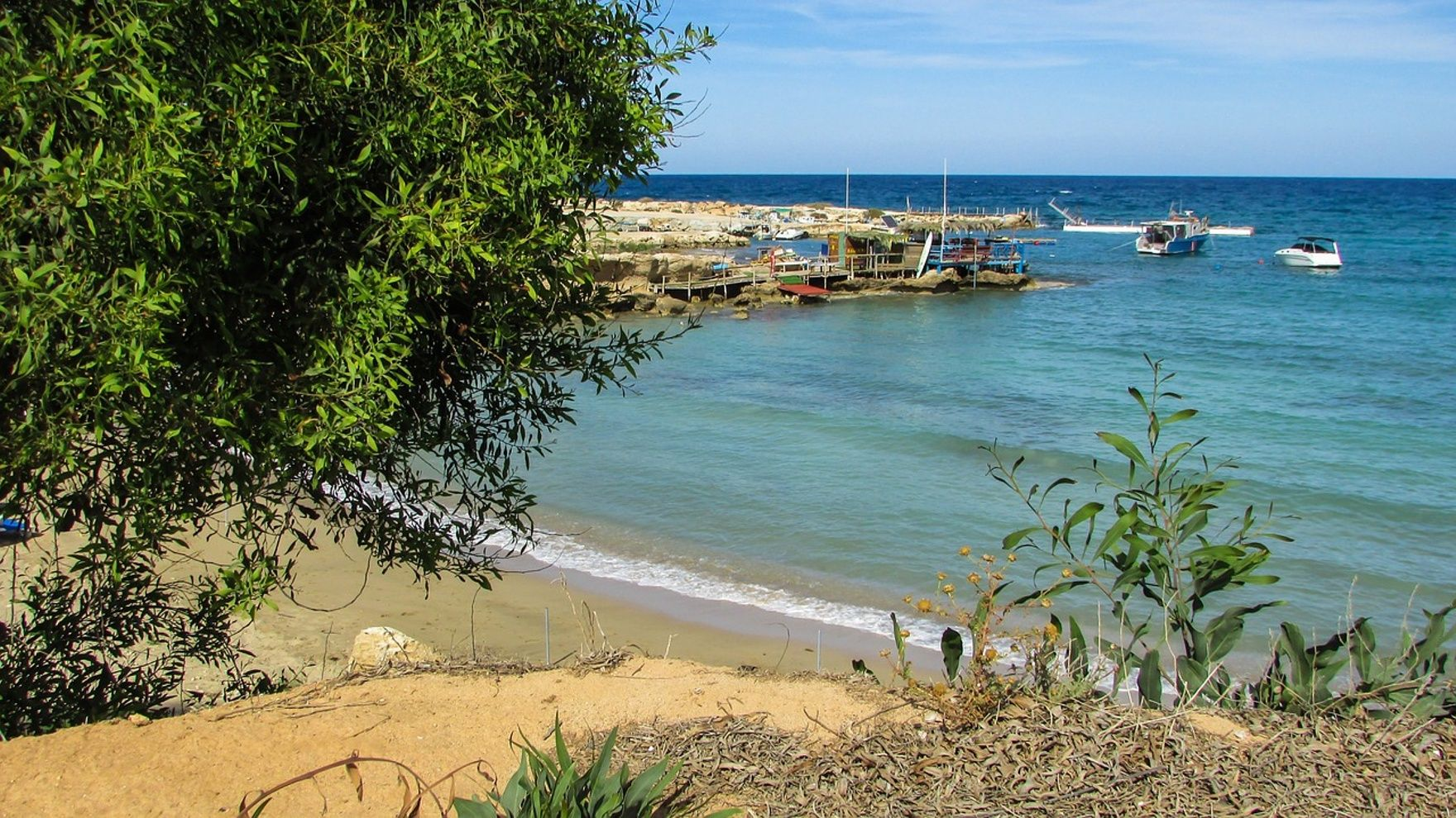 Cyprus mini cruise