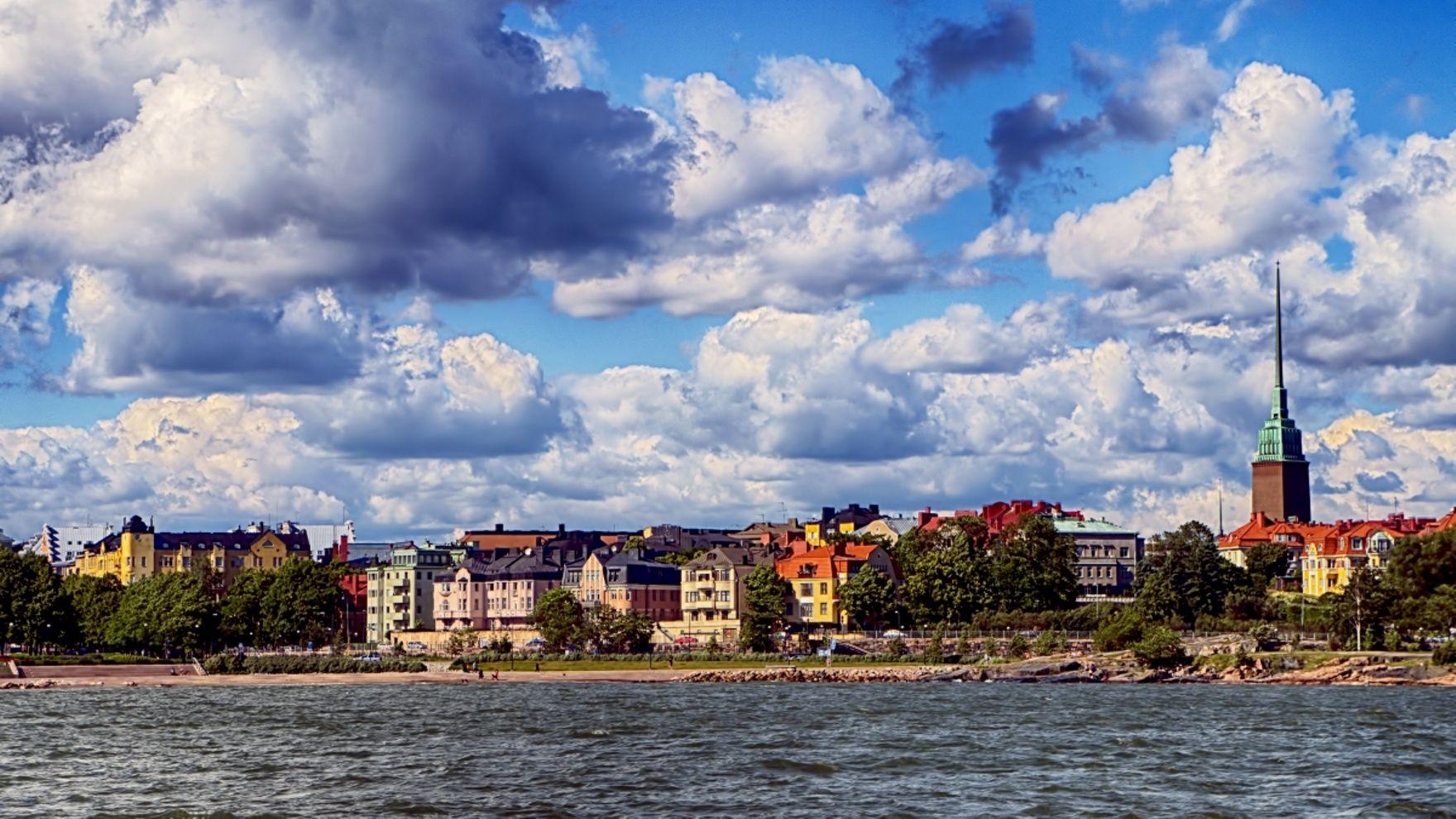 Морская практика: Лаппеенранта — Хельсинки