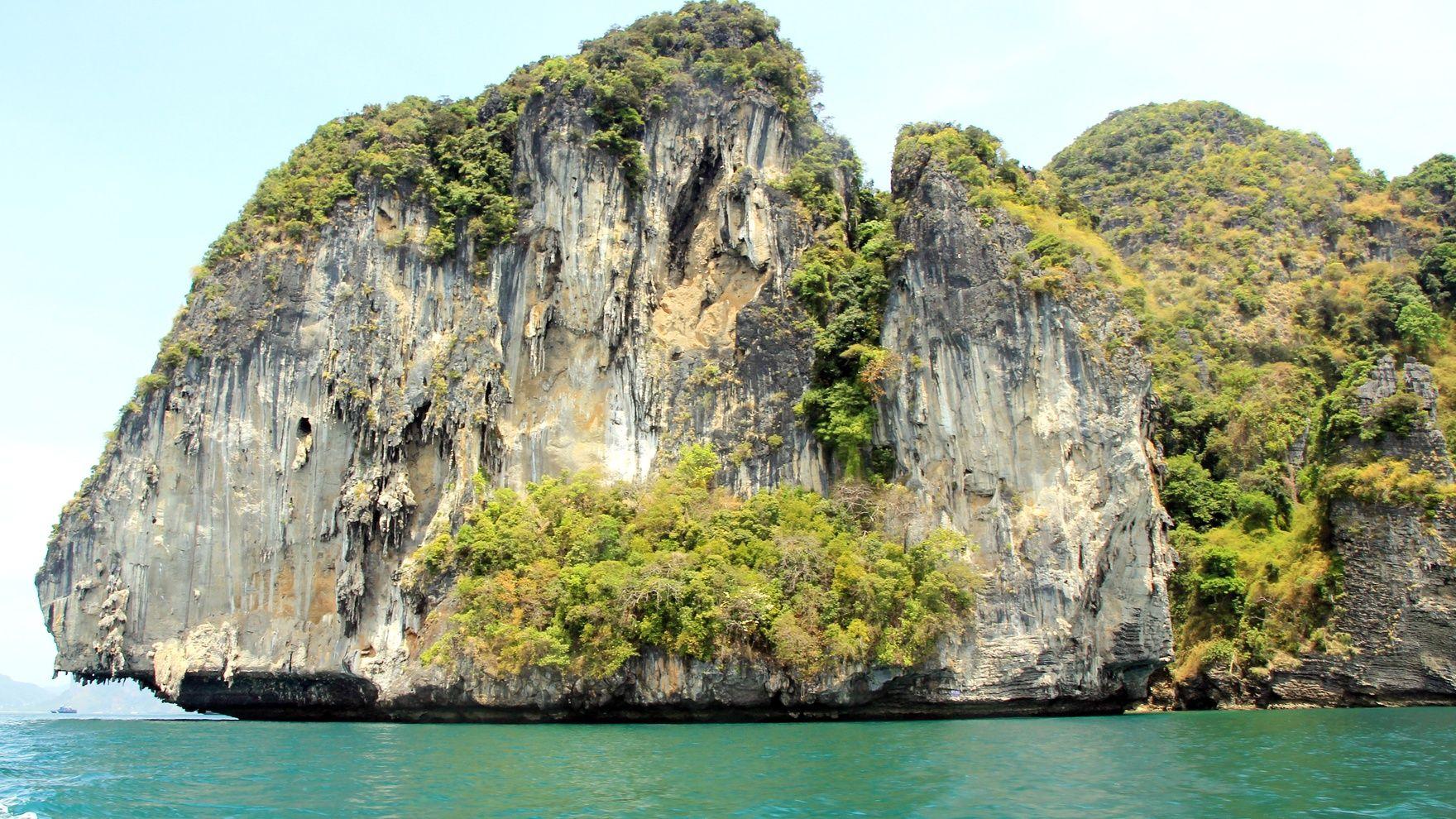 New Year regatta in Thailand