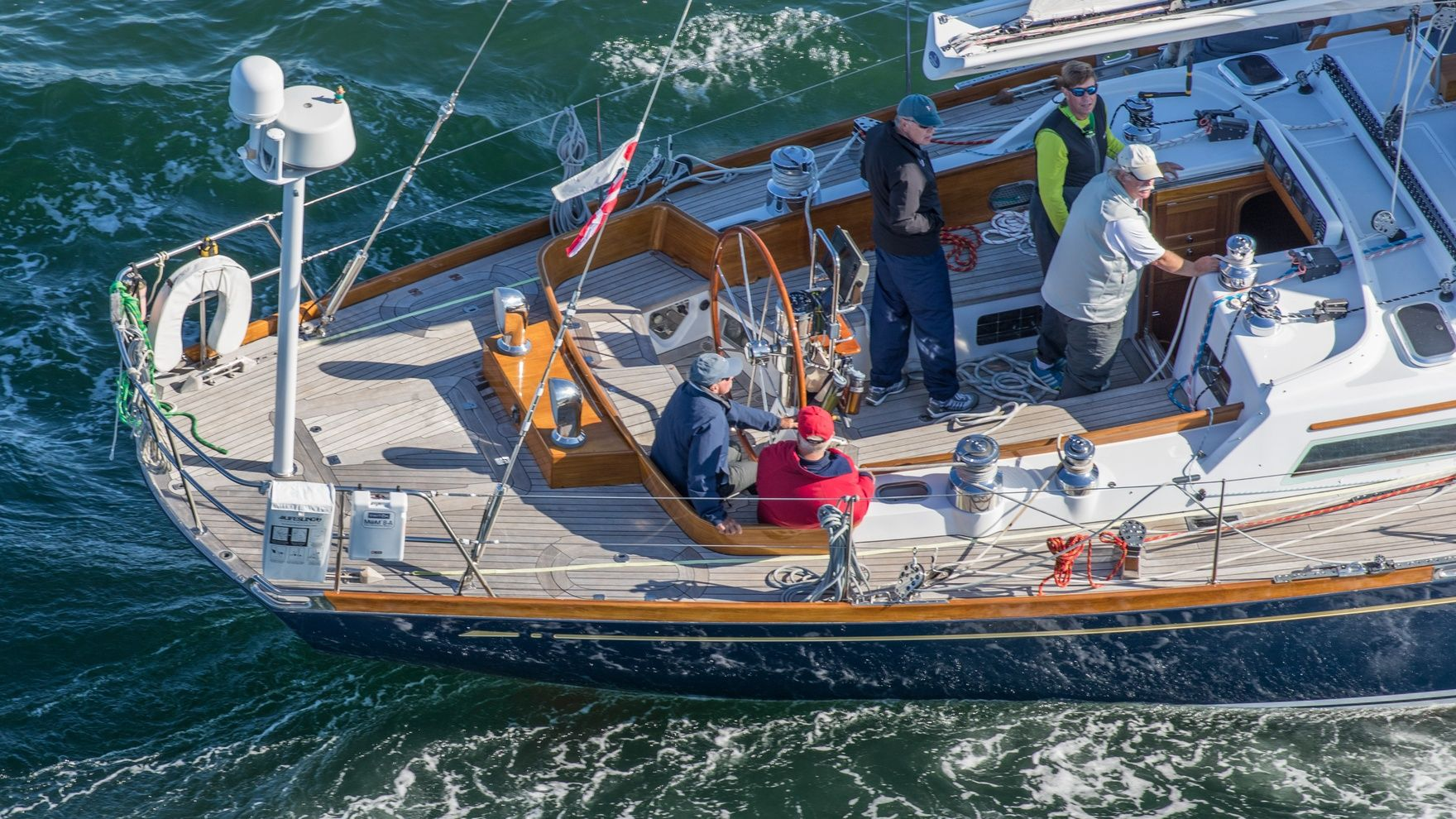 Newport Bermuda Race 2020