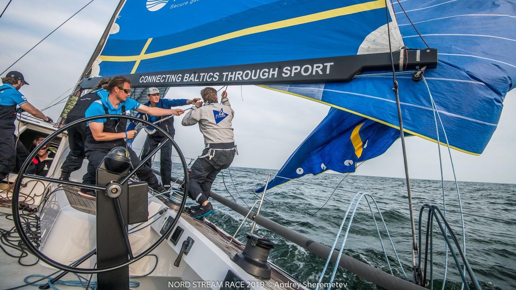 Nord Stream Race 2020: Copenhagen -- Stockholm