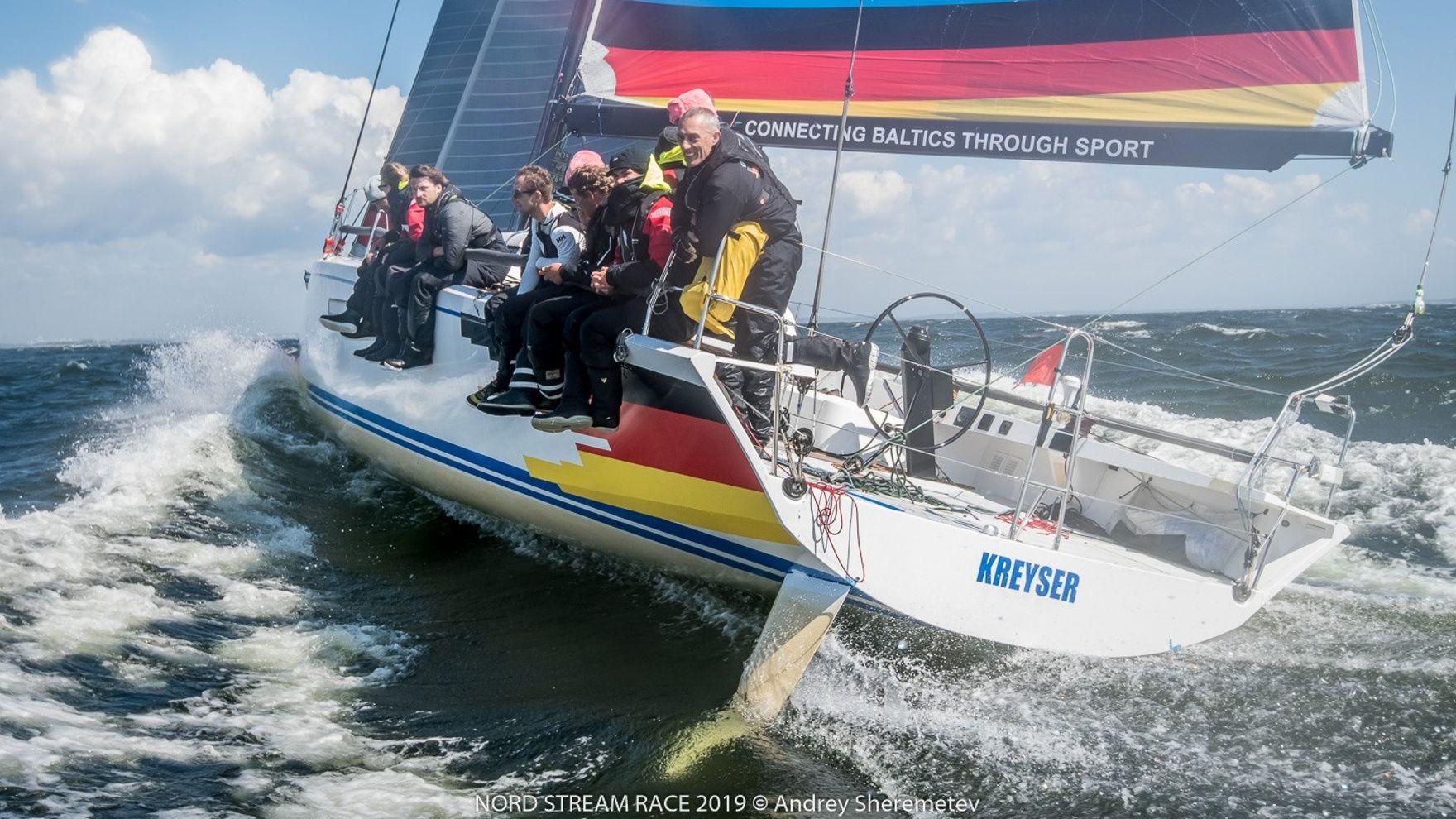 Nord Stream Race 2020: этап Киль — Копенгаген