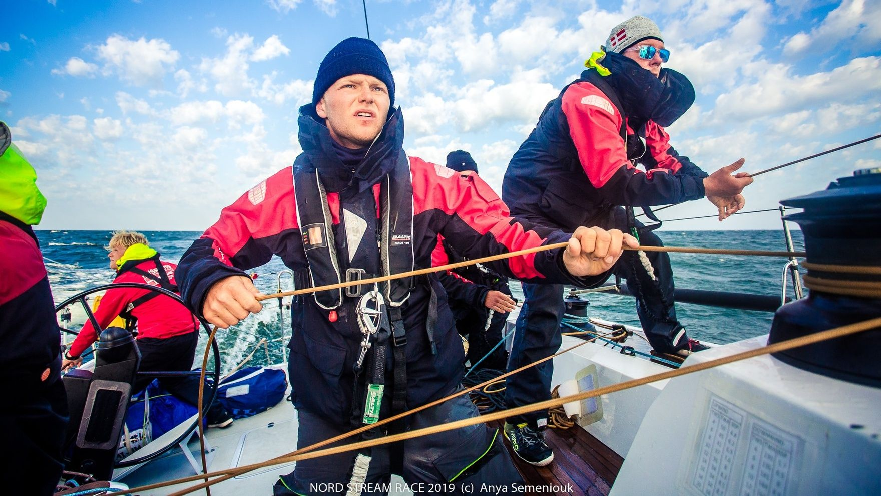 Nord Stream Race 2020: Stockholm — Helsinki