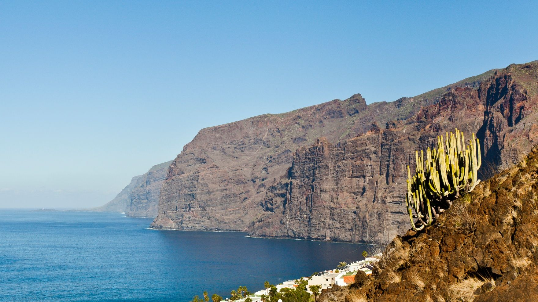 New Year voyage to the Canary Islands
