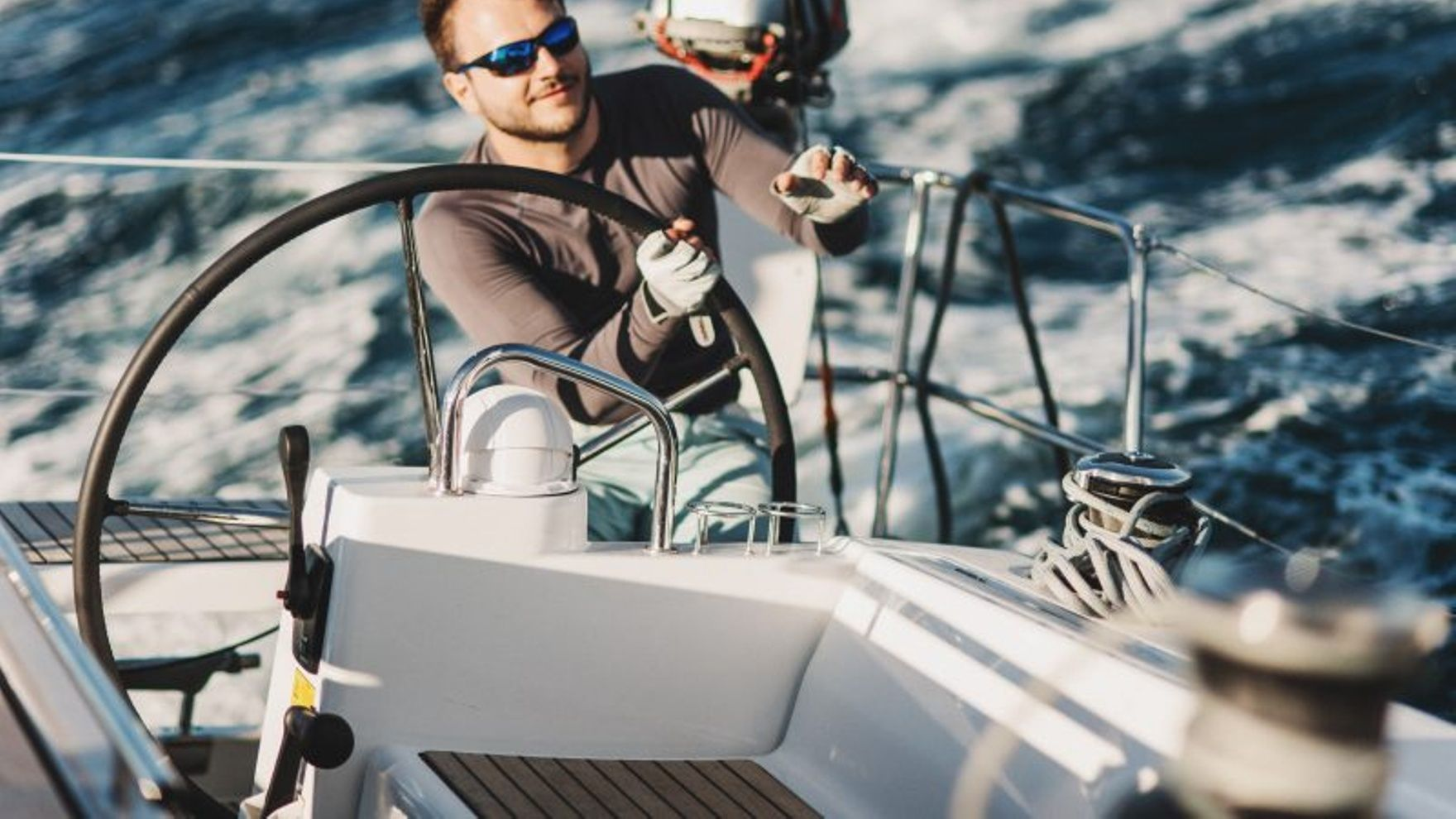 BAREBOAT SKIPPER TRAINING IN MANAGING A SAILING YACHT: Ibiza — Montenegro