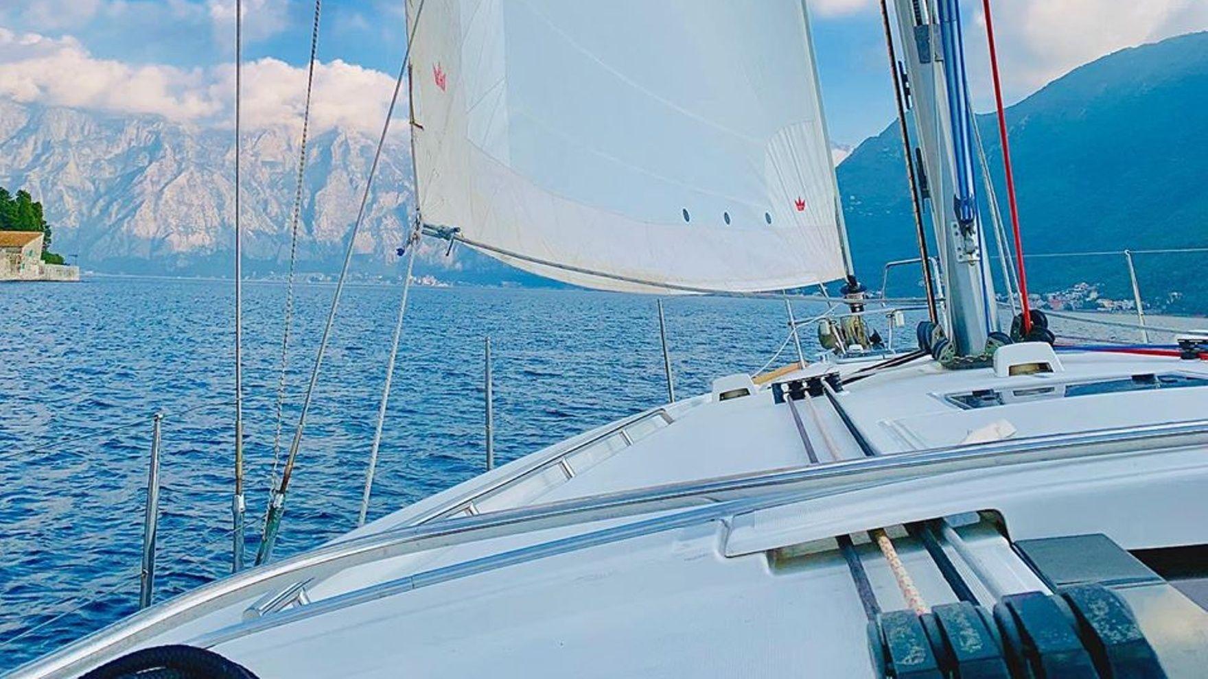 IYT Bareboat skipper in Sailing School SimpleSail