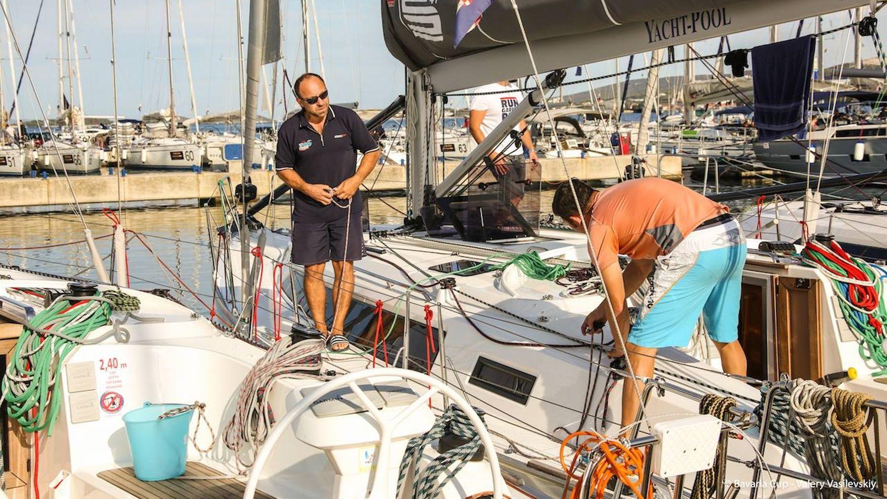 Обучение яхтингу - от новичка до шкипера