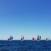 Offshore Racing Training, 500 миль из Гечека в Стамбул