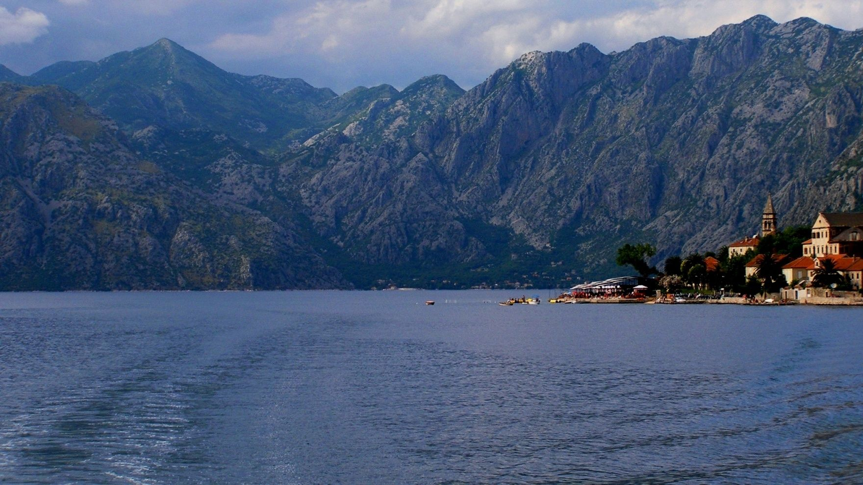 Офшорный переход помаршруту Черногория— Турция
