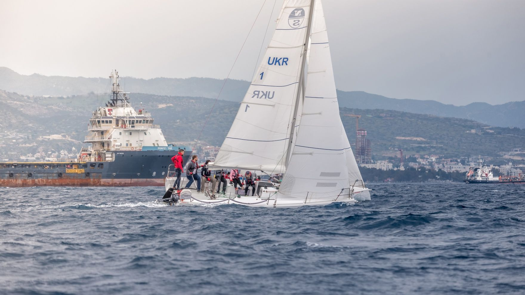 One day regatta in Cyprus