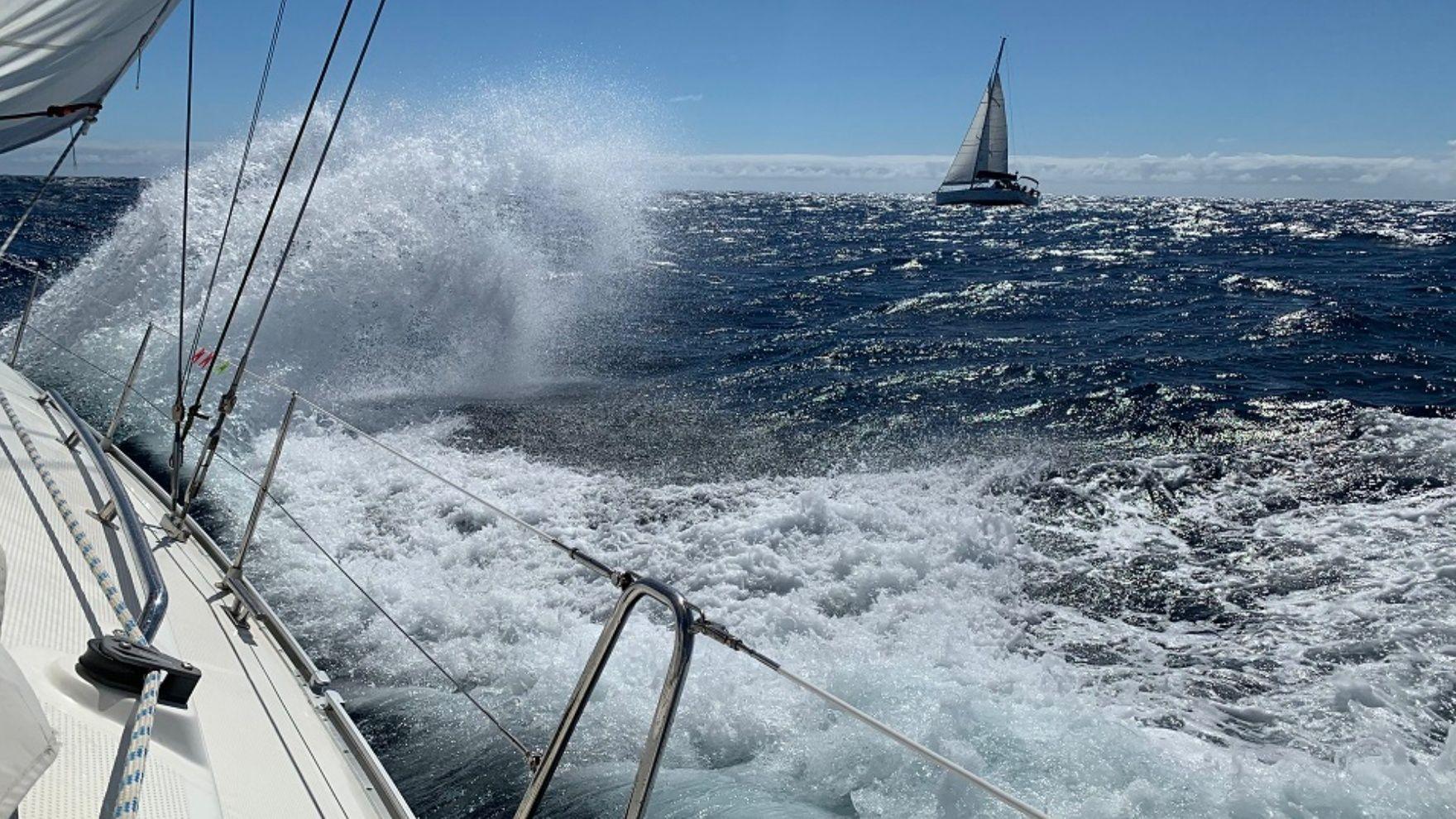 Осенний Atlantic Challenge 2019 – 1400 миль по океану
