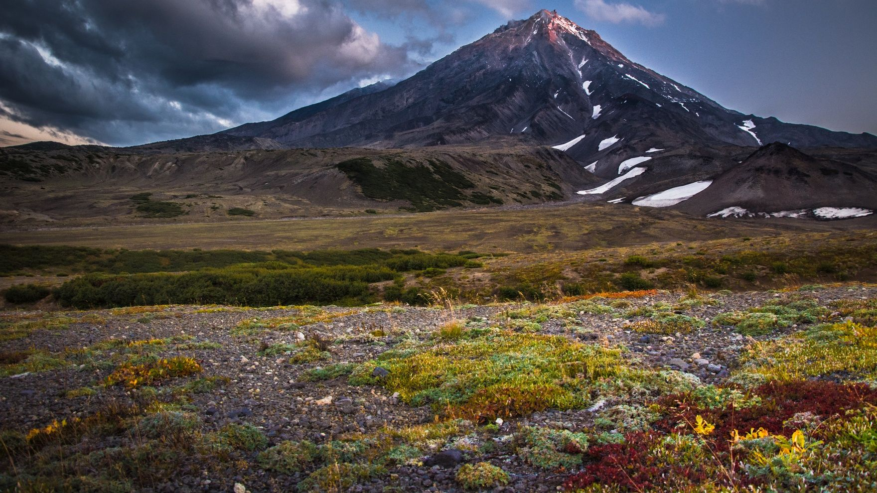 Парусная экспедиция на Камчатку