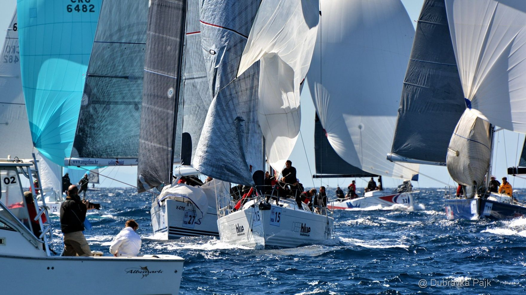 Easter regatta in Croatia
