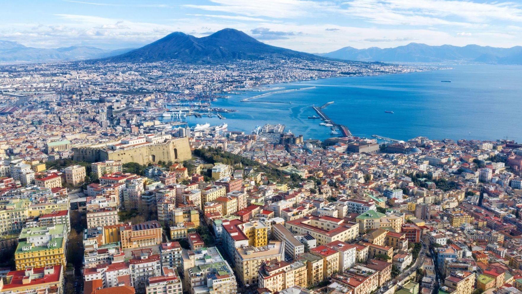 Mile building: Bari— Naples