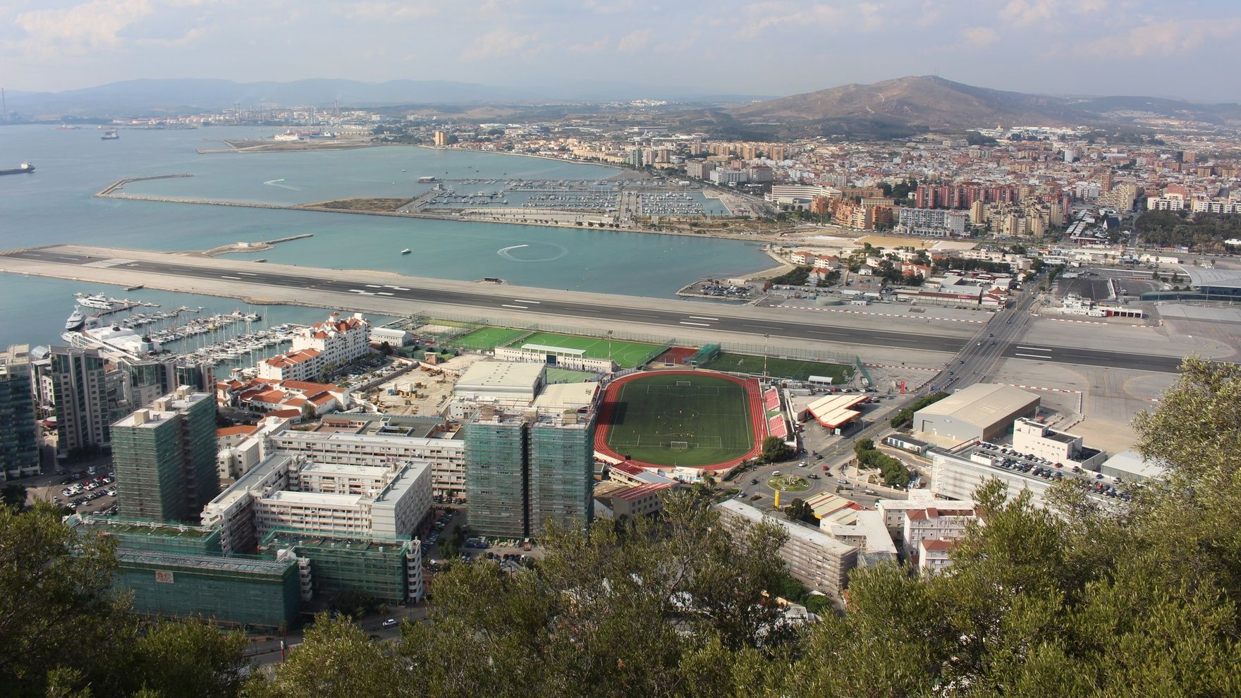 Переход Гибралтар - Дубровник