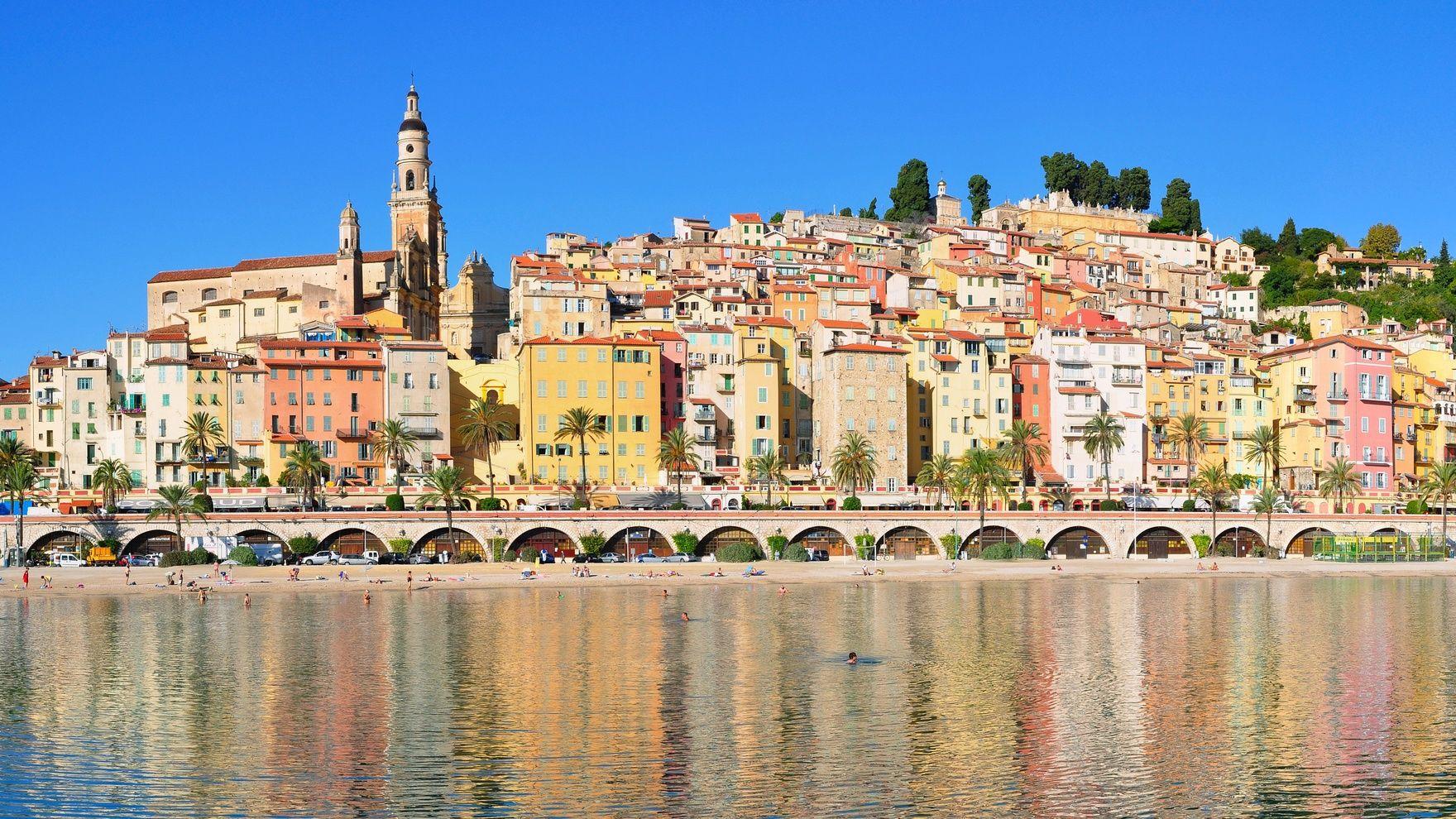 Cote d'Azur — Liguria — Tuscany crossing