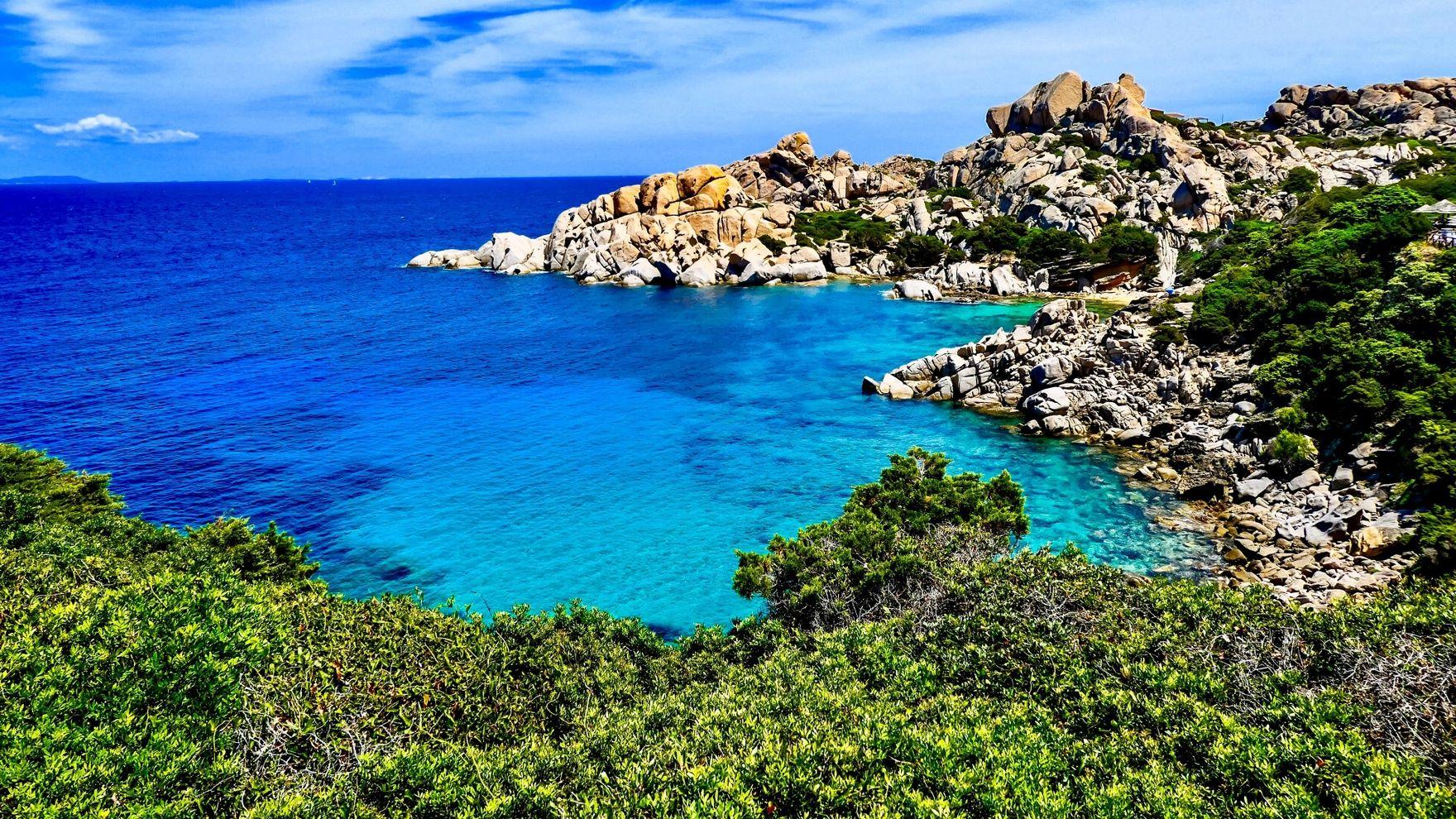 Sardinia — Sicily — Malta