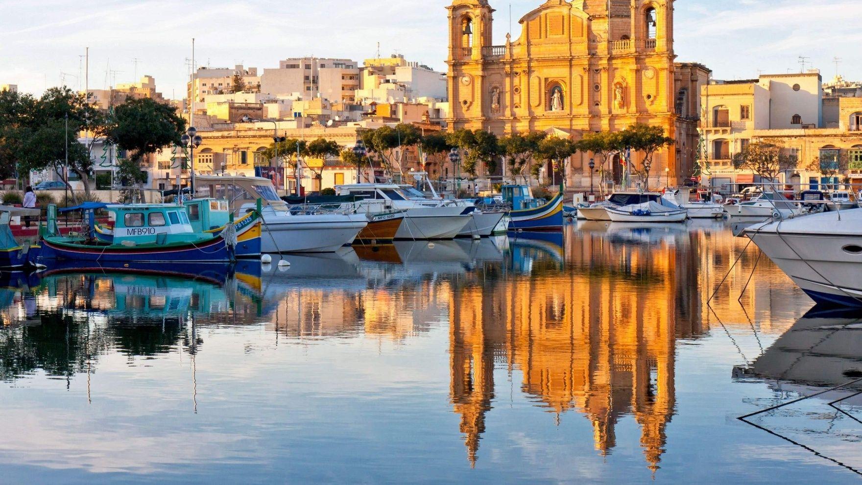 Переход Сен-Тропе — Мальта