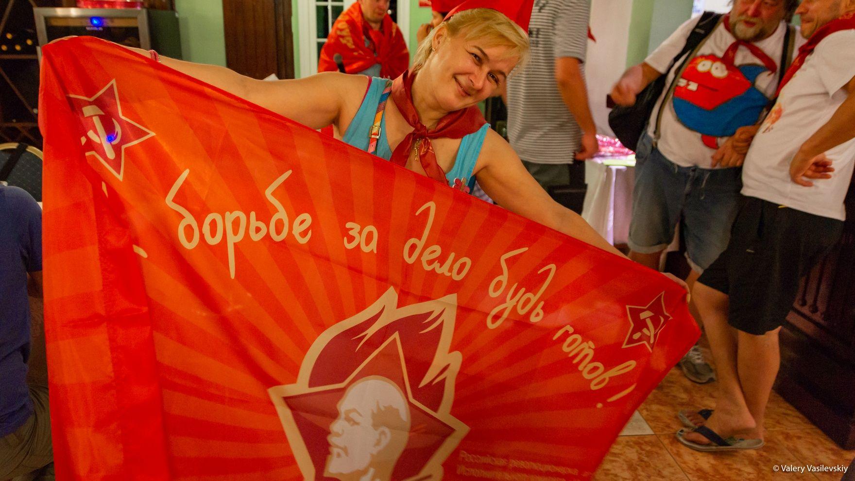 Пионерский парусный фестиваль на Кубе