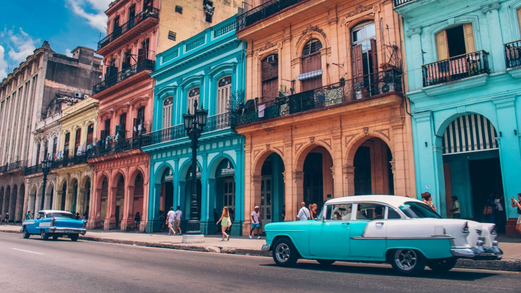 A stage-by-stage voyage from Cuba to Palma de Mallorca