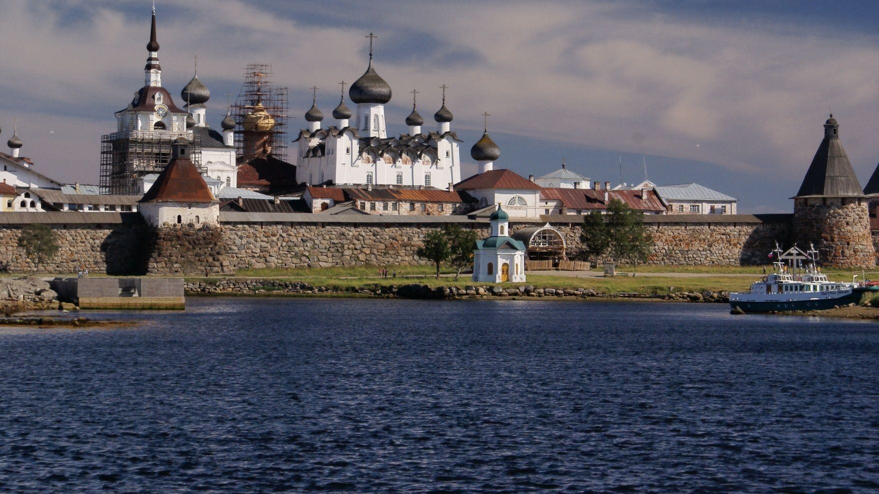 Поход на яхте: Белое море и Беломоро-Балтийский канал