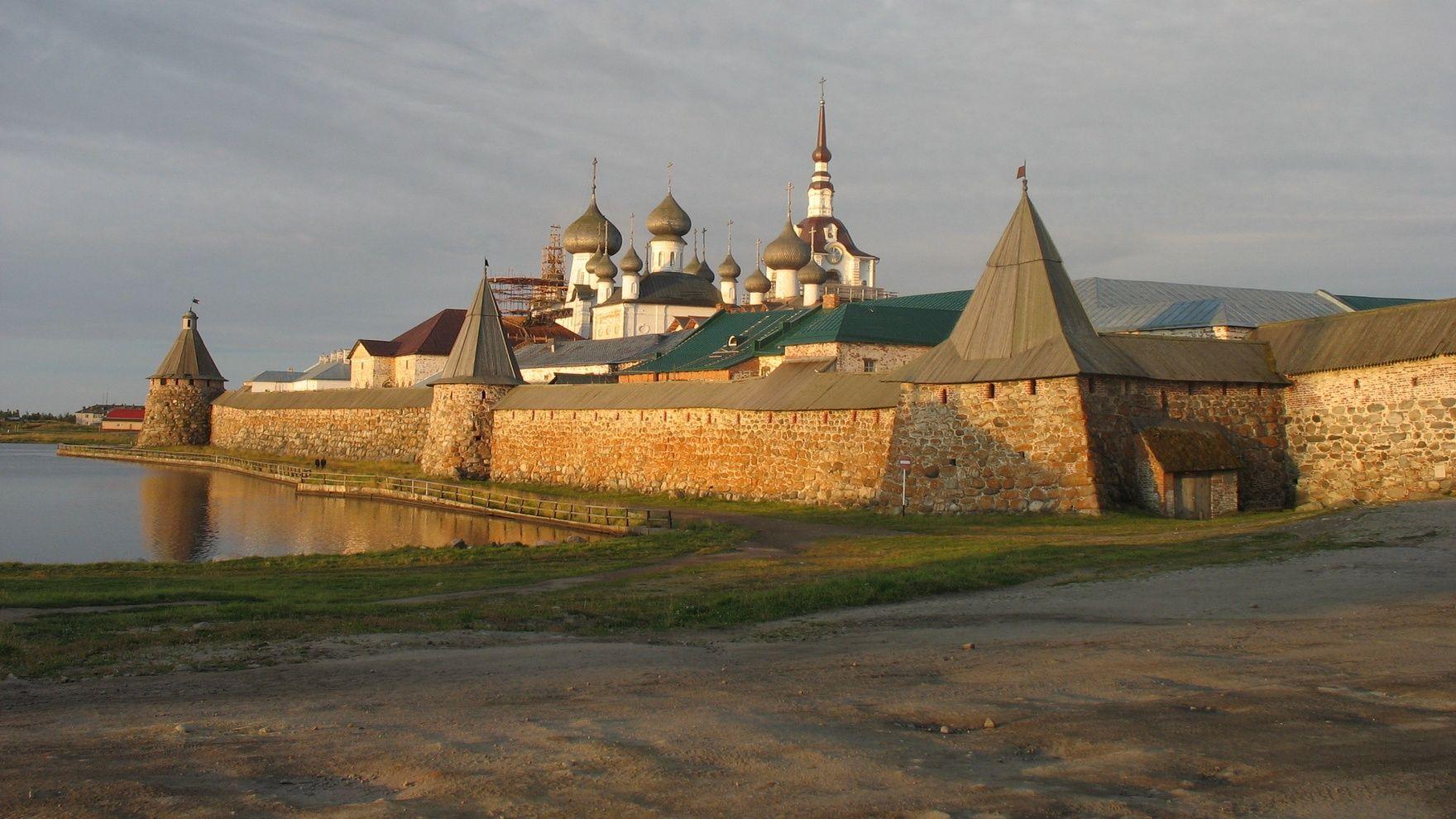 Поход на яхте: Беломорканал и Соловки