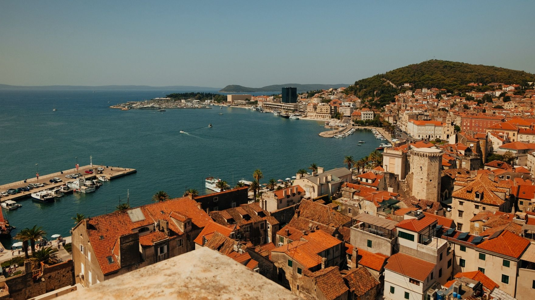 Sailing from the Adriatic to the Ionian Sea
