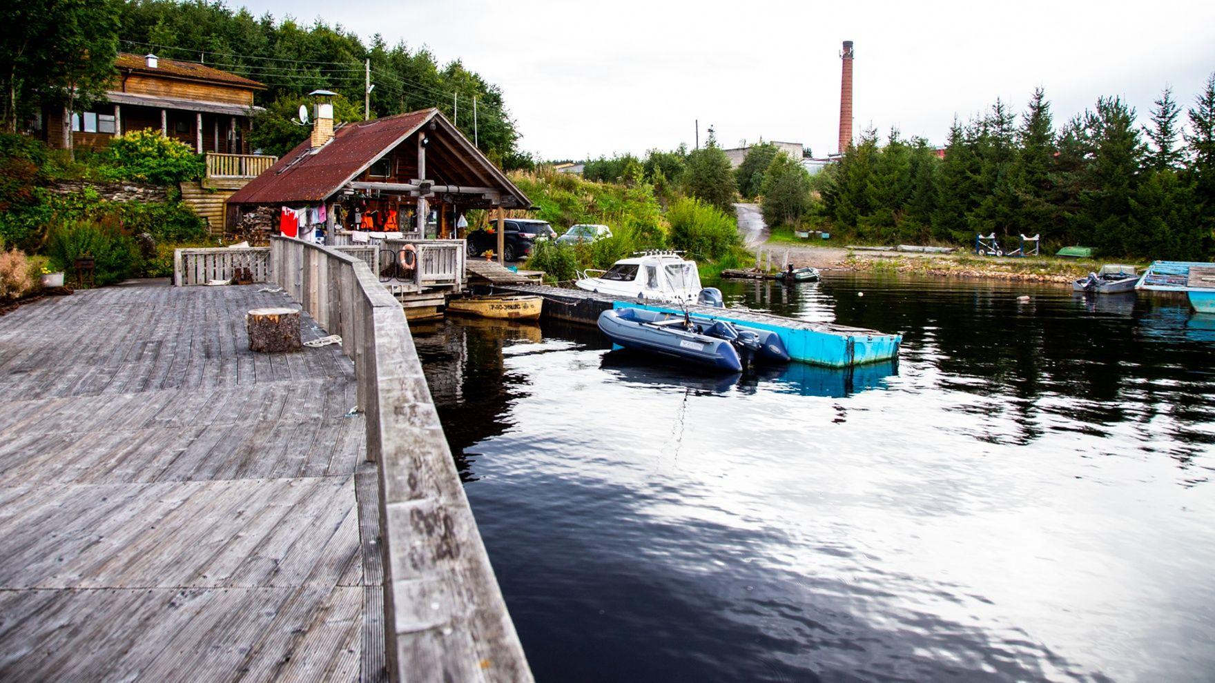 Походы на яхтах в Финском заливе