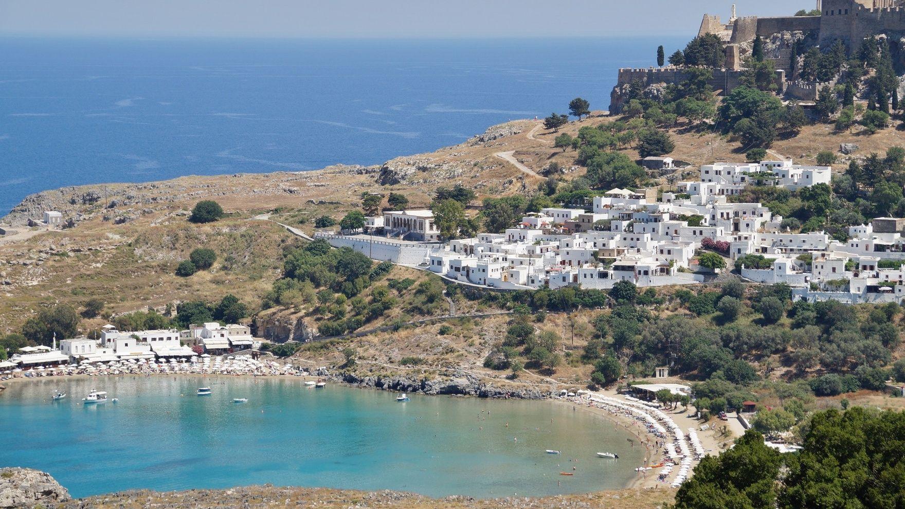 Приключения в Греции