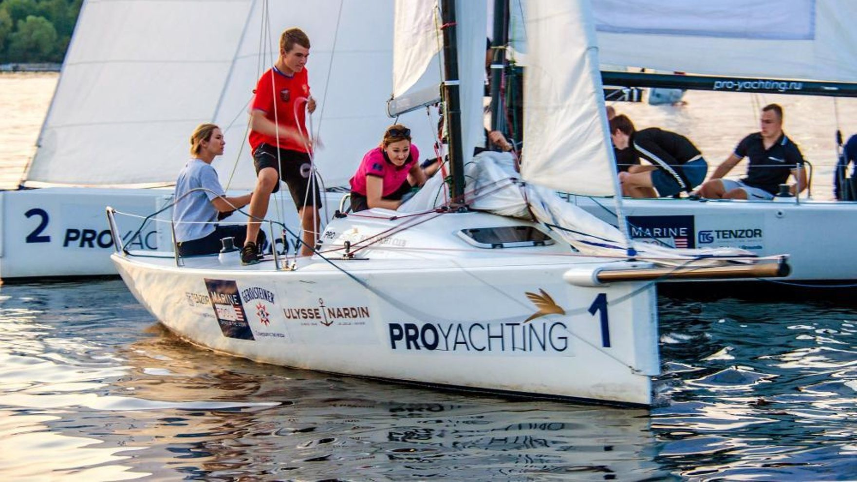 PROyachting Fun Race