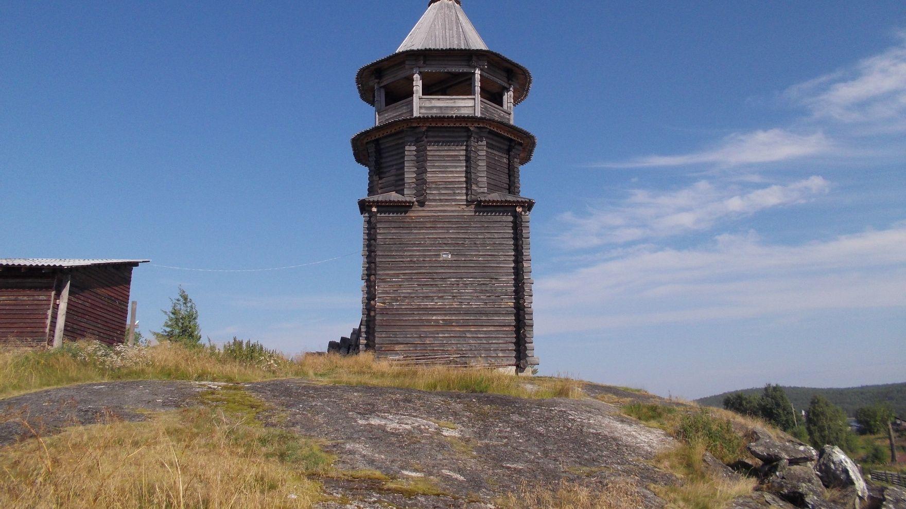 Путешествие Кемь-Медвежьегорск