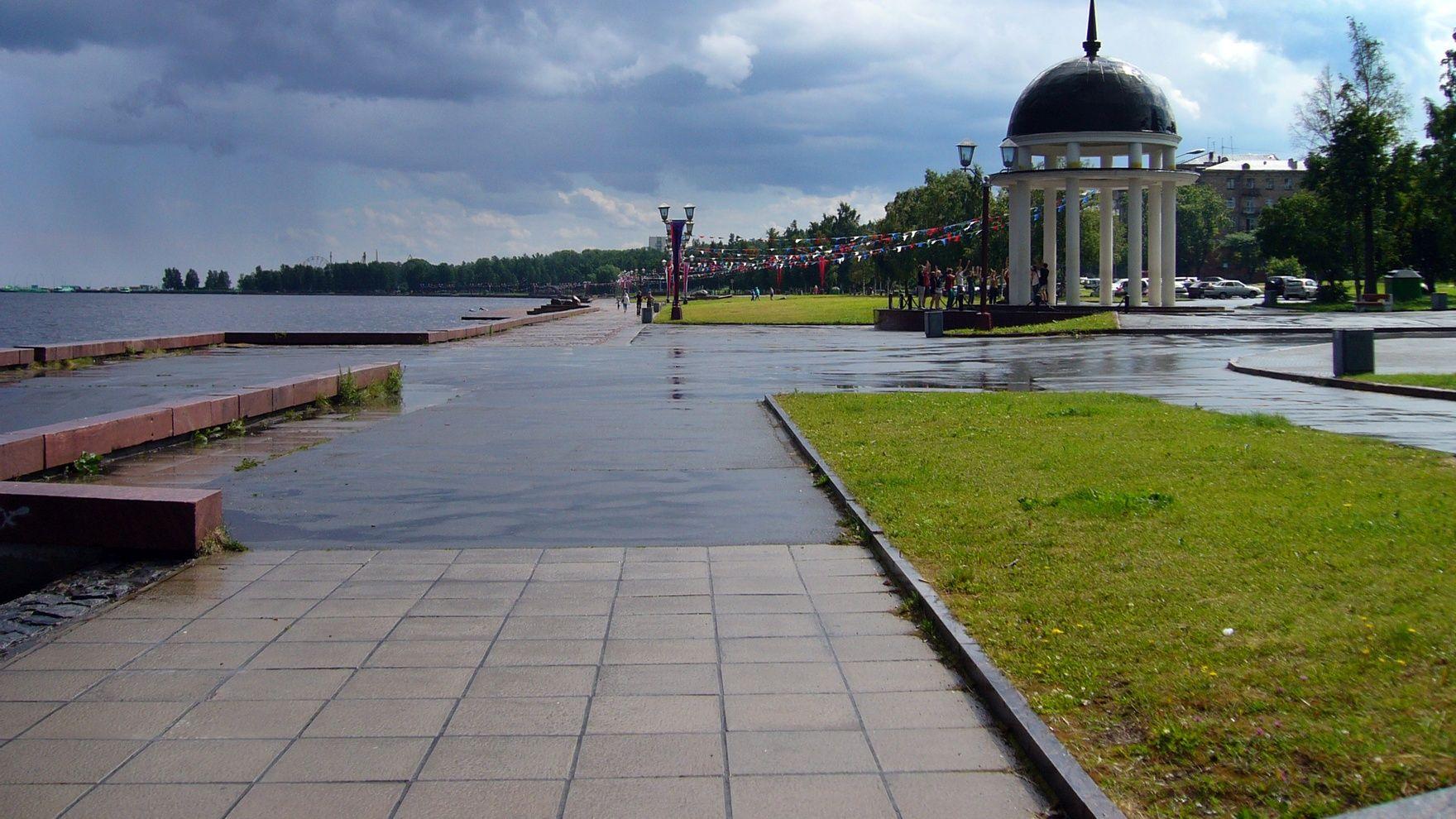 Путешествие Медвежьегорск - Петрозаводск