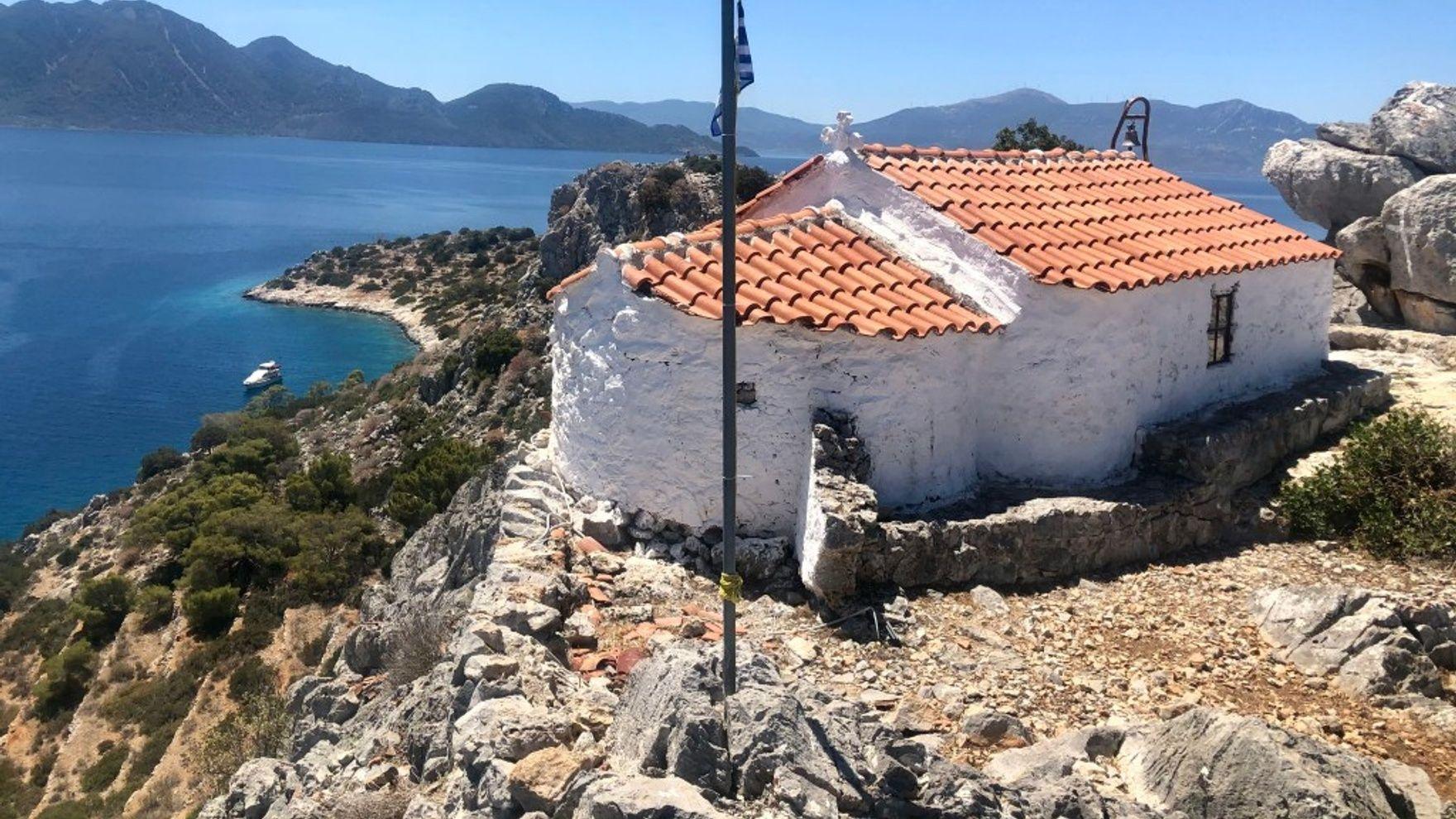 Путешествие на Саронические острова